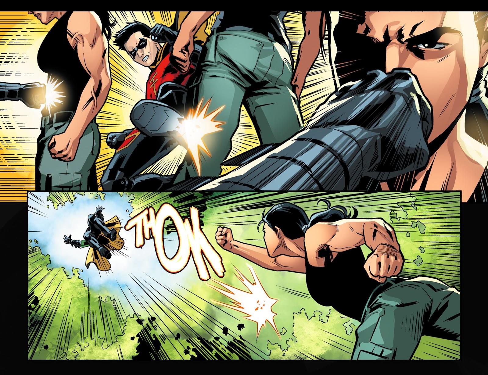 Injustice: Gods Among Us Year Four Issue #2 #3 - English 20