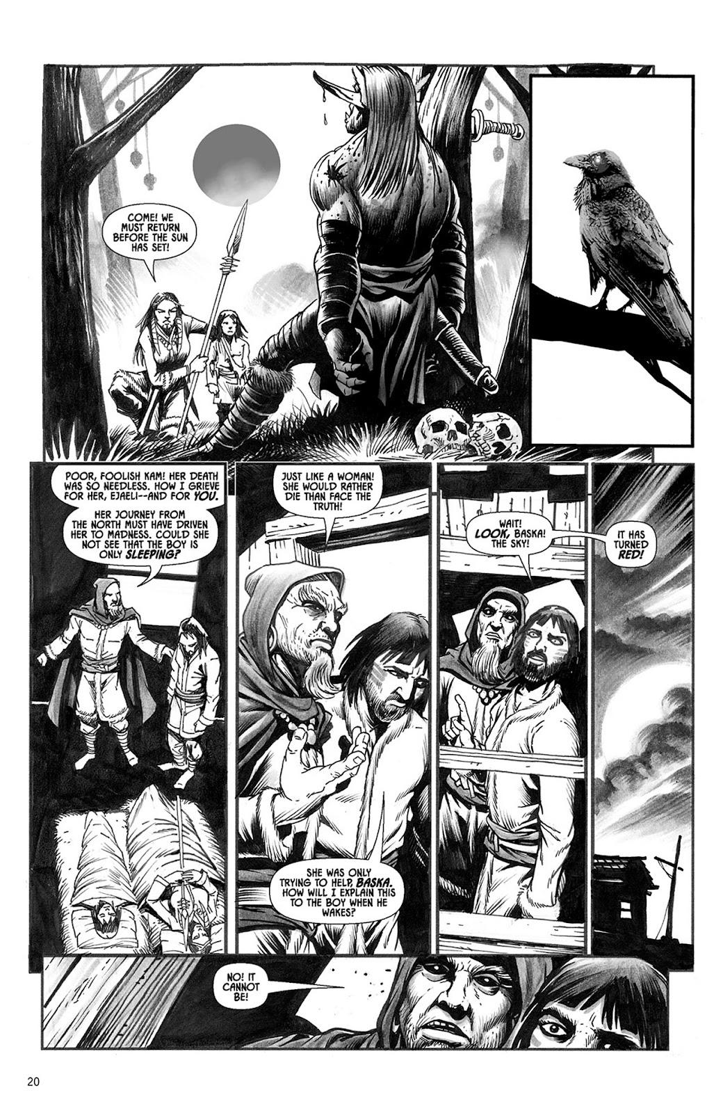 Creepy (2009) Issue #5 #5 - English 22