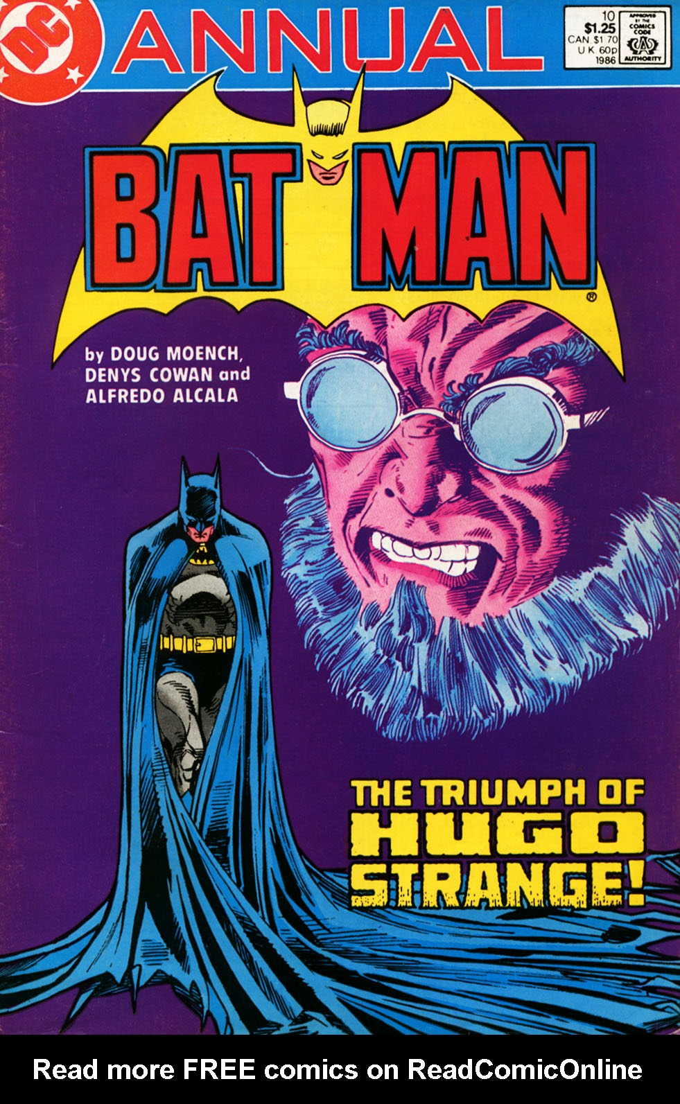 Batman (1940) _Annual_10 Page 1