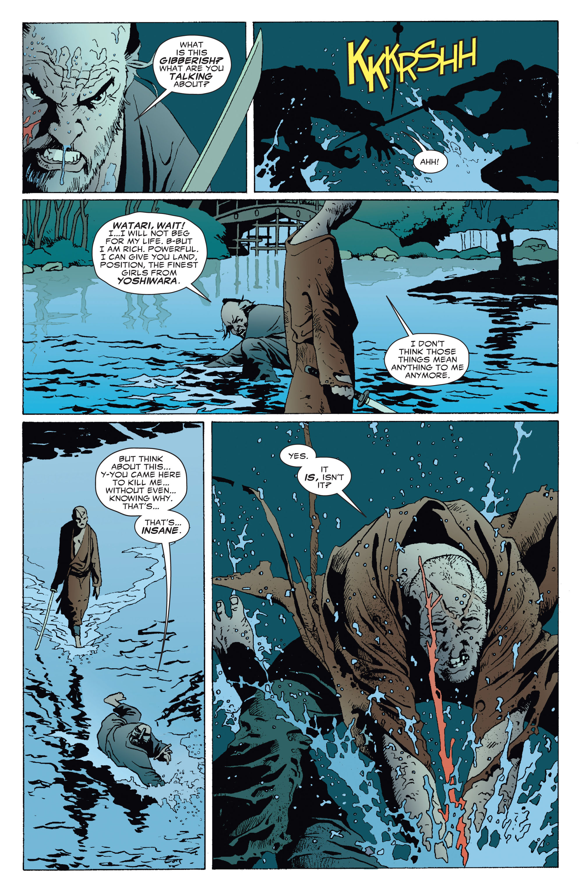 5 Ronin (2011) 5 Page 15