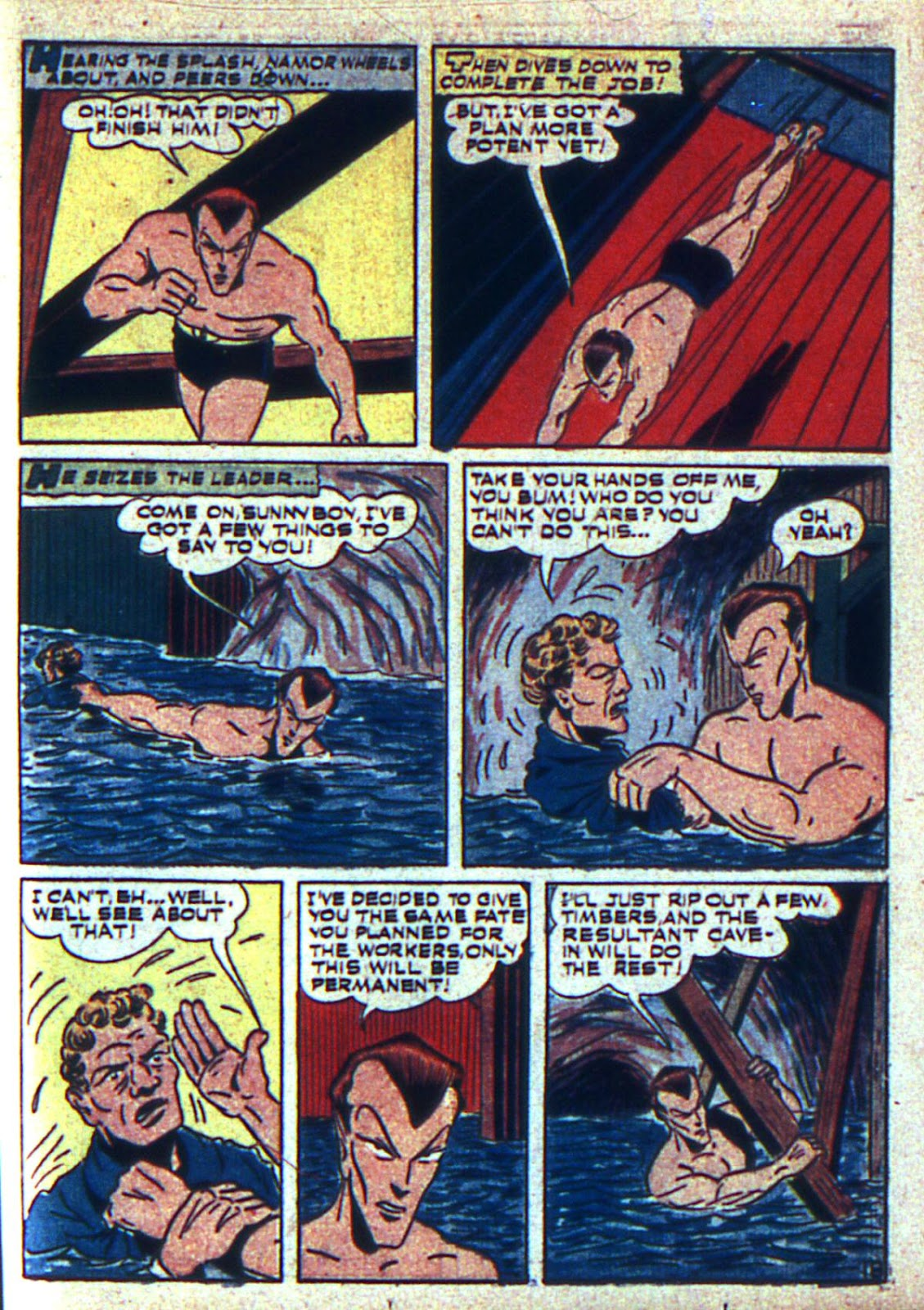 Sub-Mariner Comics Issue #2 #2 - English 41