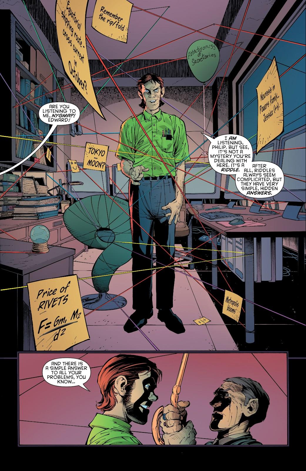 Batman (2011) Issue #21 #36 - English 22
