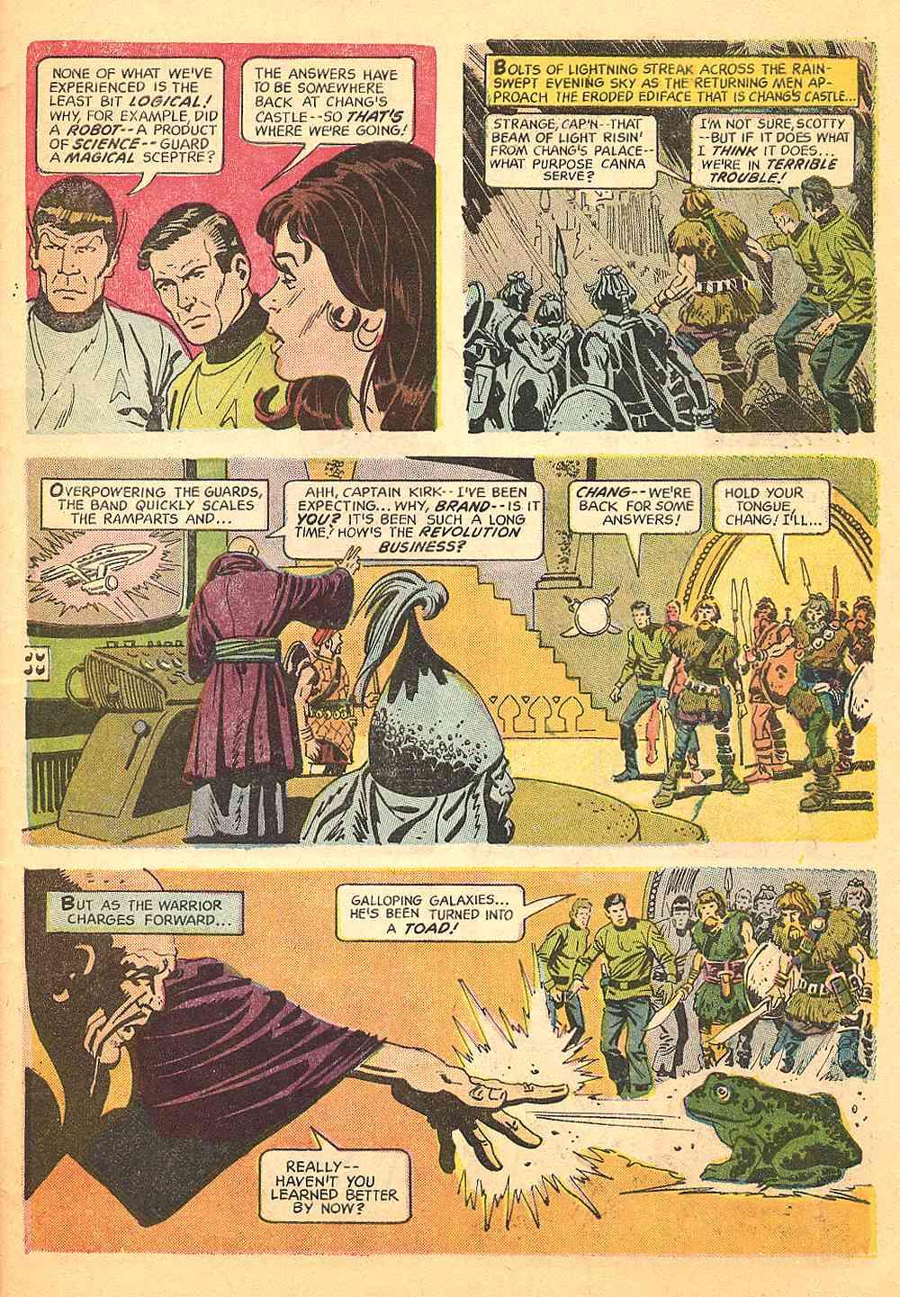 Star Trek (1967) Issue #10 #10 - English 21