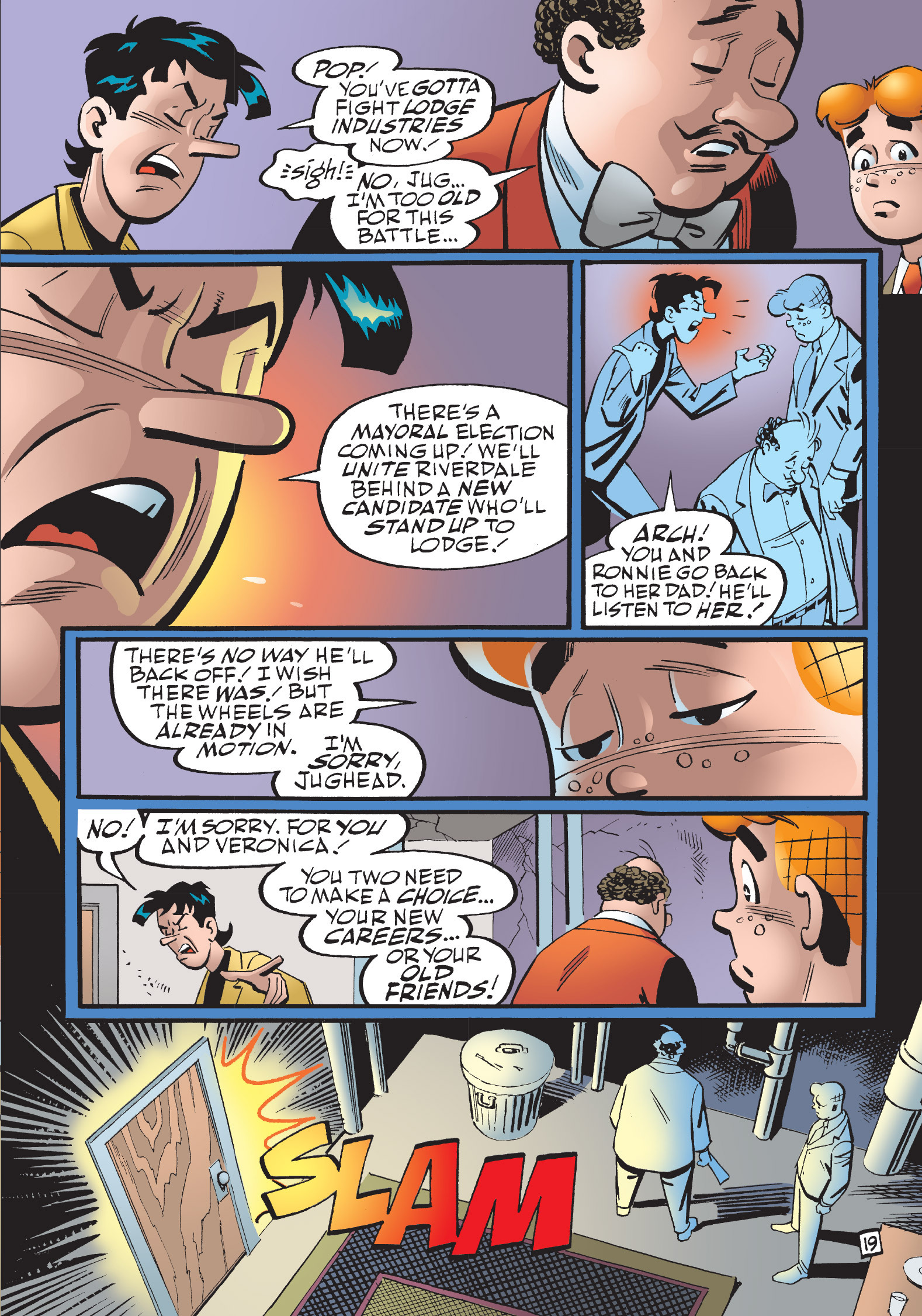 Read online The Best of Archie Comics comic -  Issue # TPB 1 (Part 2) - 162