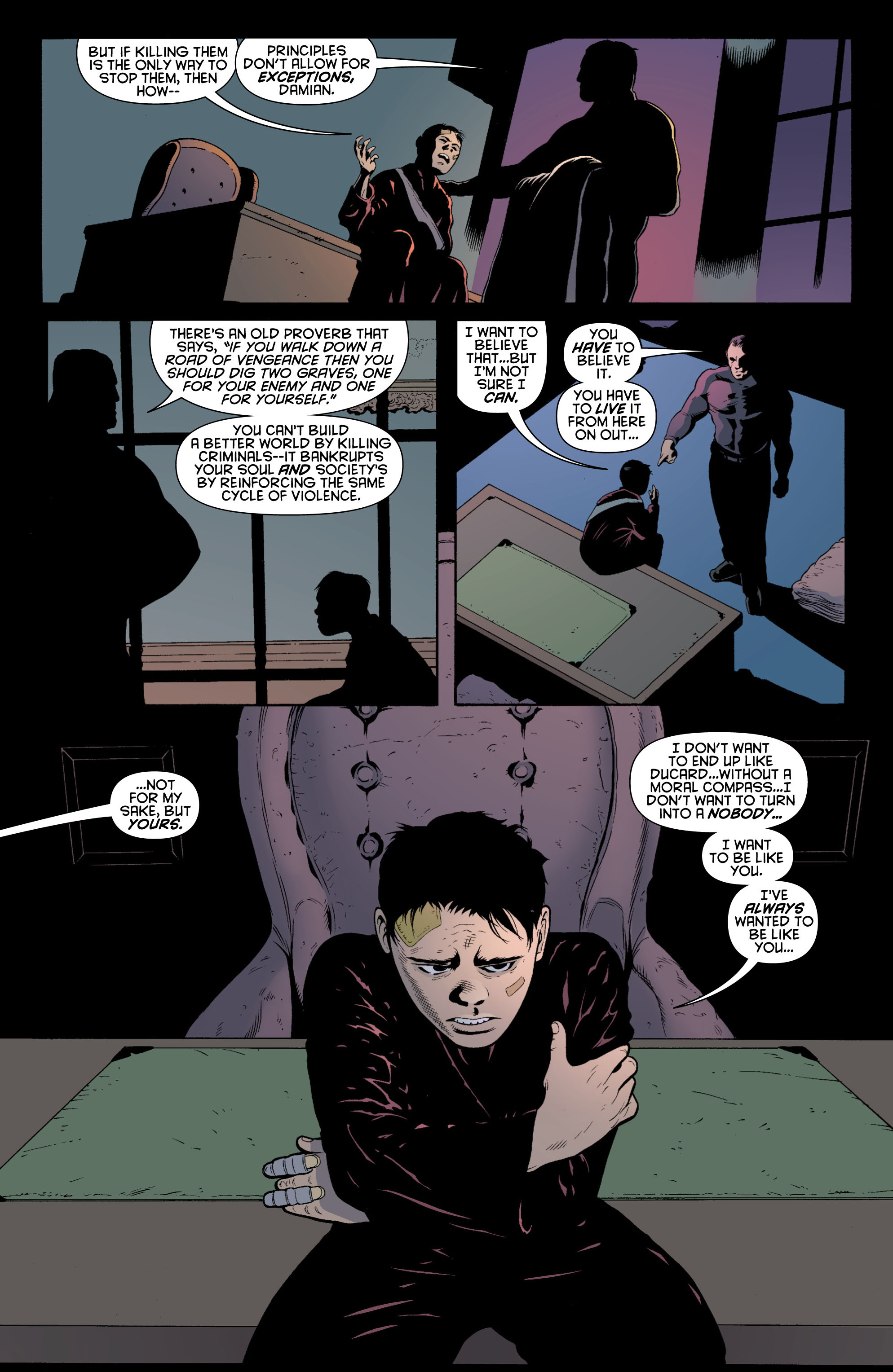 Batman and Robin (2011) chap 1 pic 167