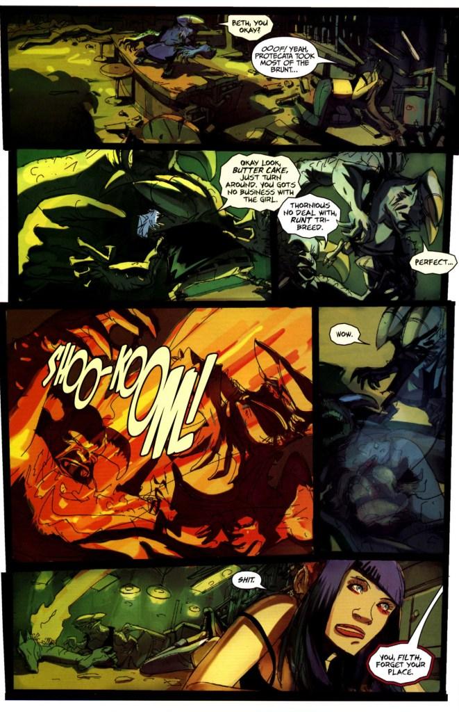 Strange Girl Issue #1 #2 - English 22