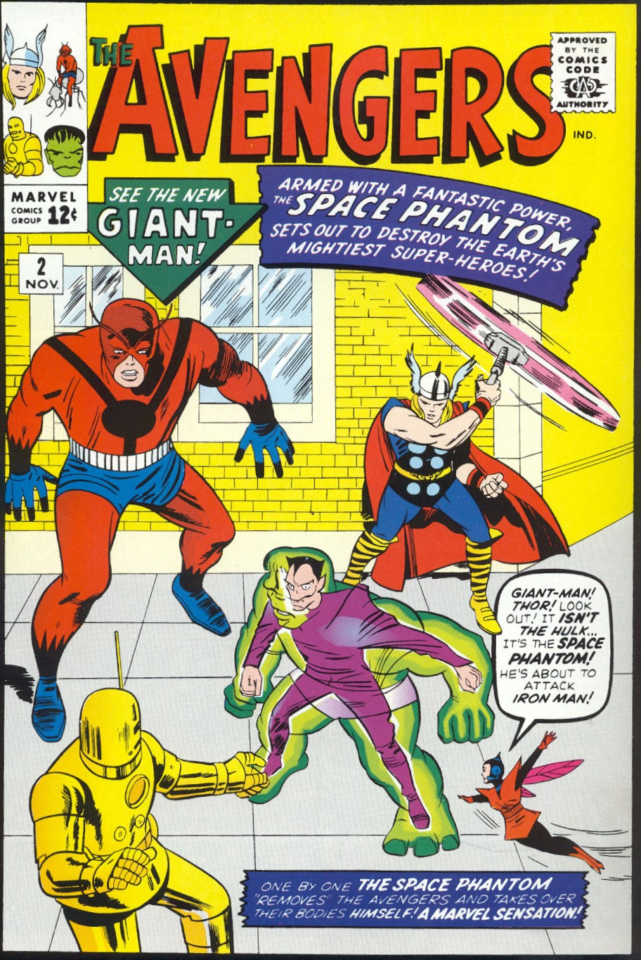 The Avengers (1963) 2 Page 1