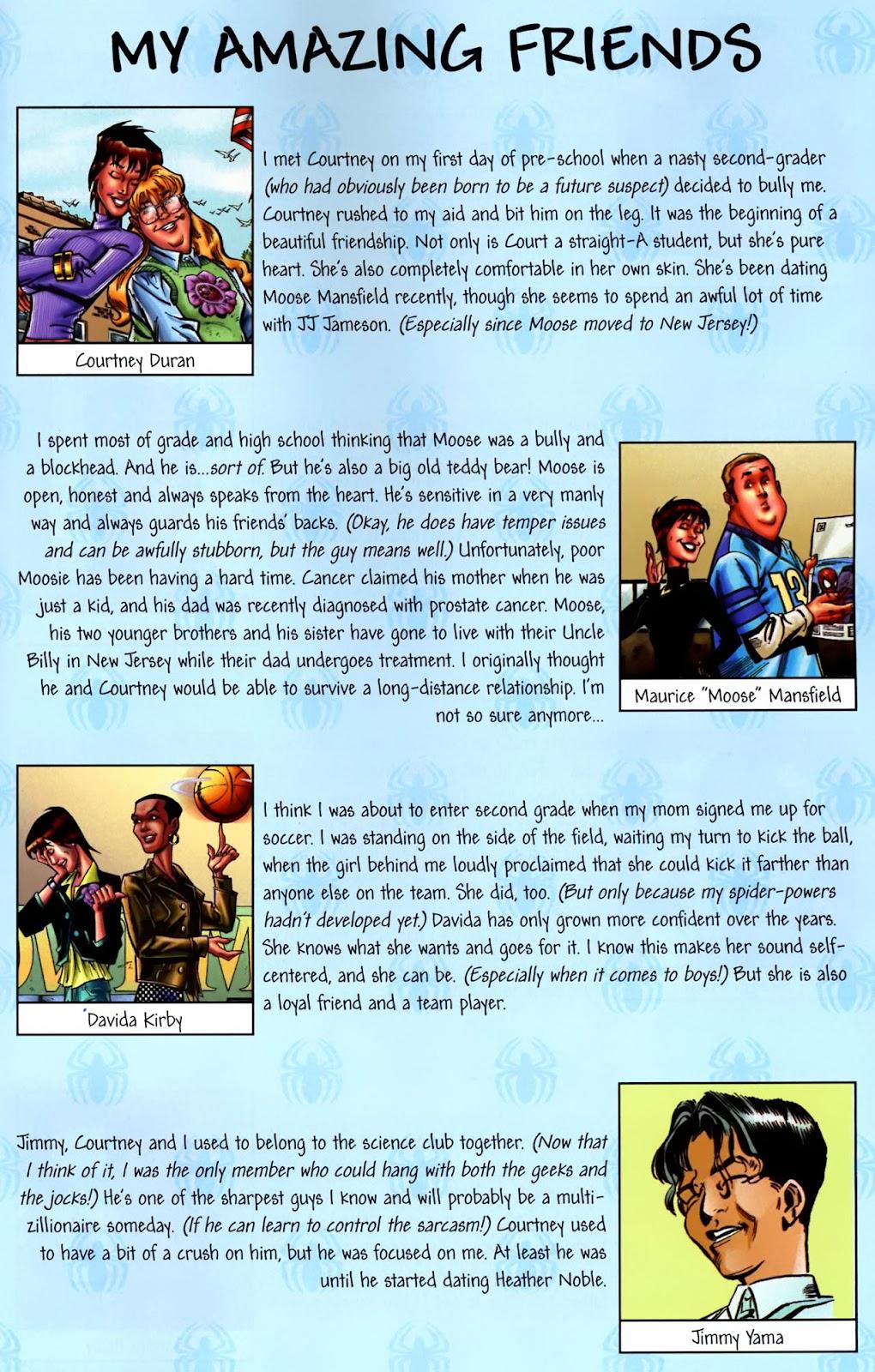 Amazing Spider-Girl Issue #0 #1 - English 22