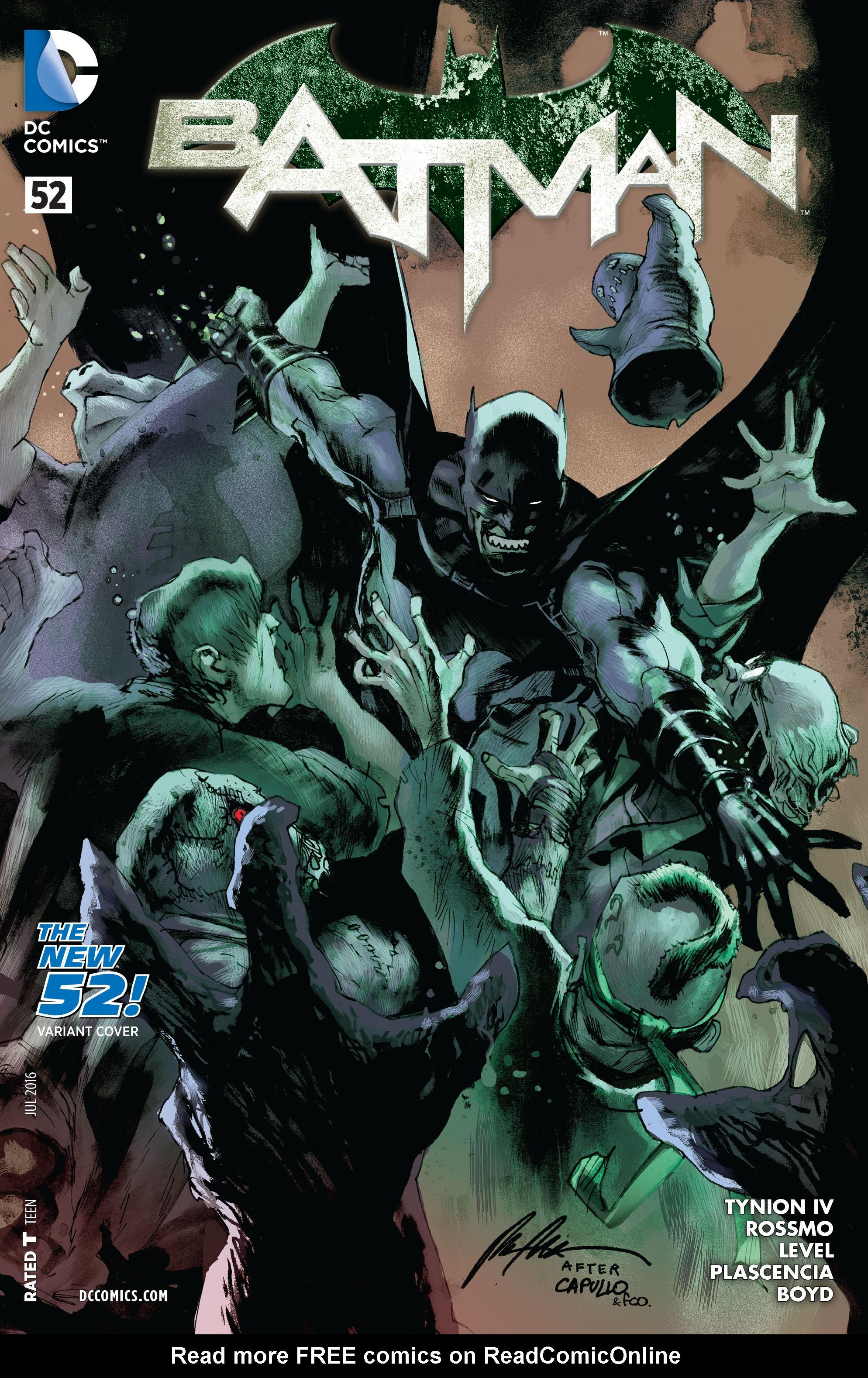 Batman (2011) #52 #75 - English 3