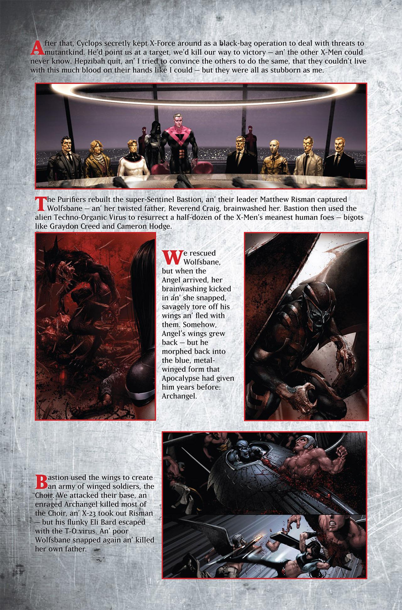 Uncanny X-Force (2010) #1 #37 - English 27