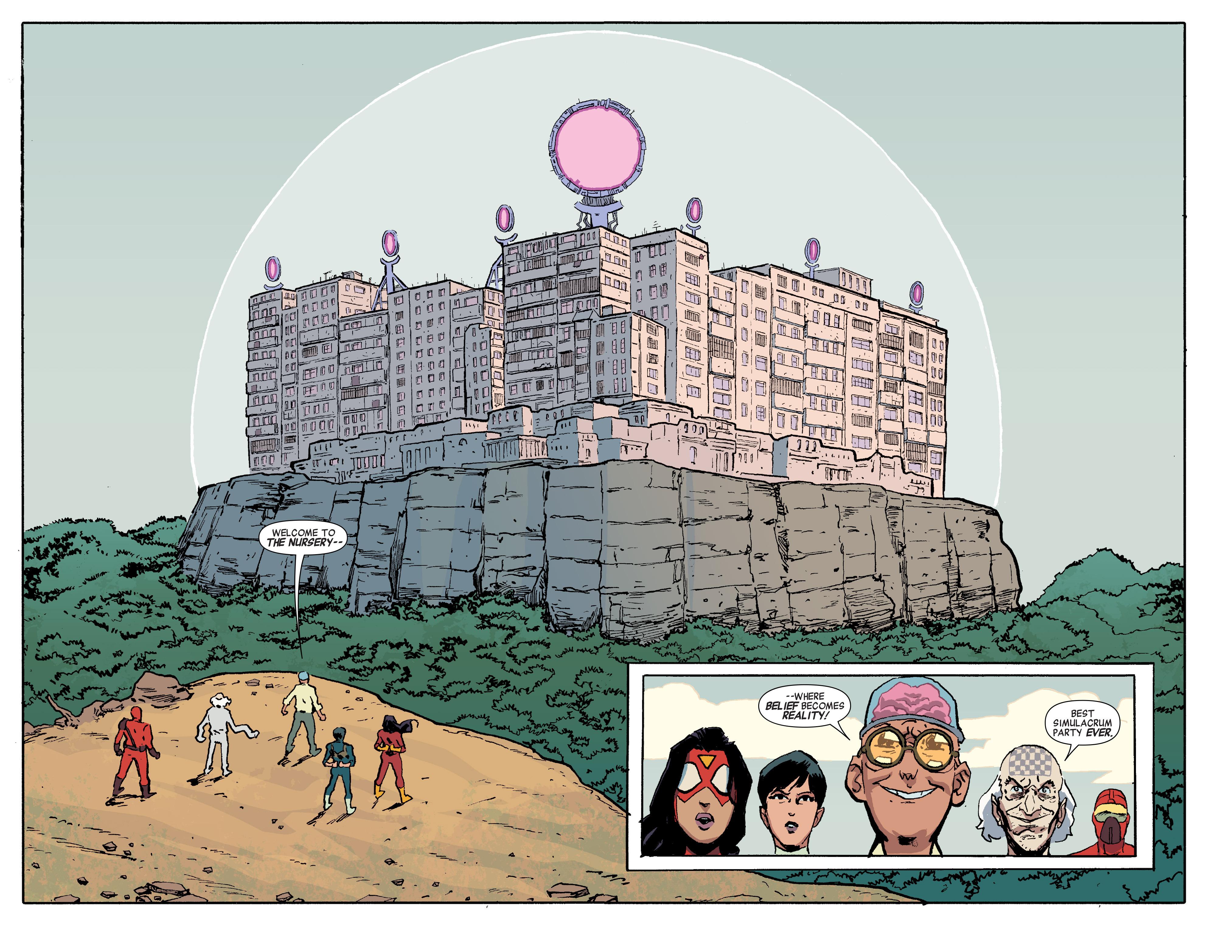 Read online Secret Avengers (2014) comic -  Issue #12 - 12