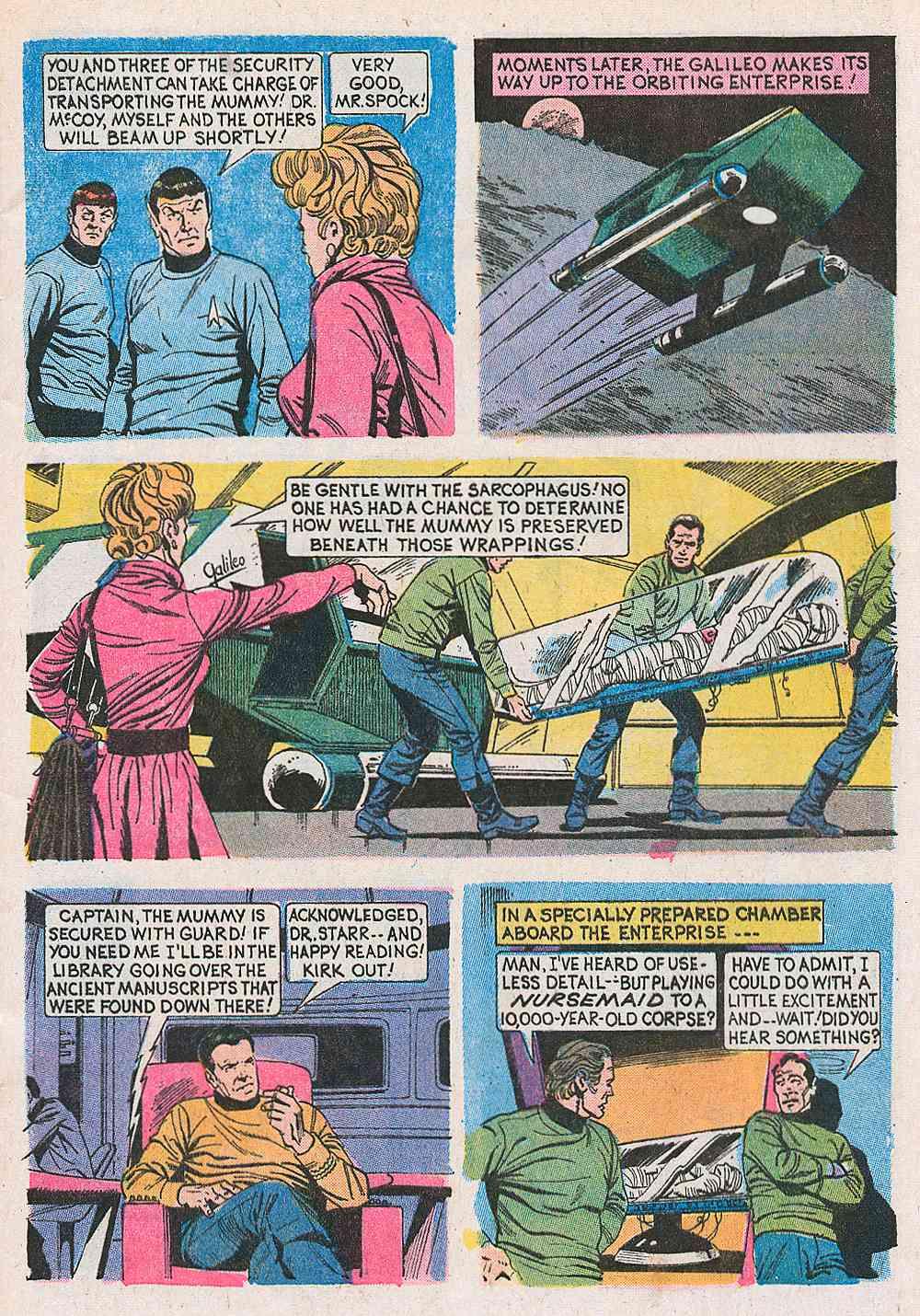 Star Trek (1967) Issue #21 #21 - English 4