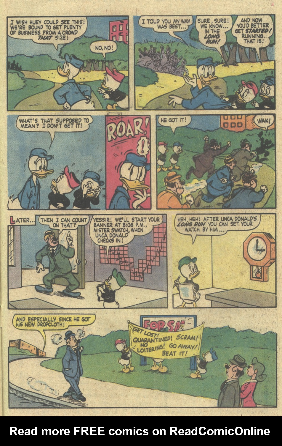 Donald Duck (1962) 197 Page 32