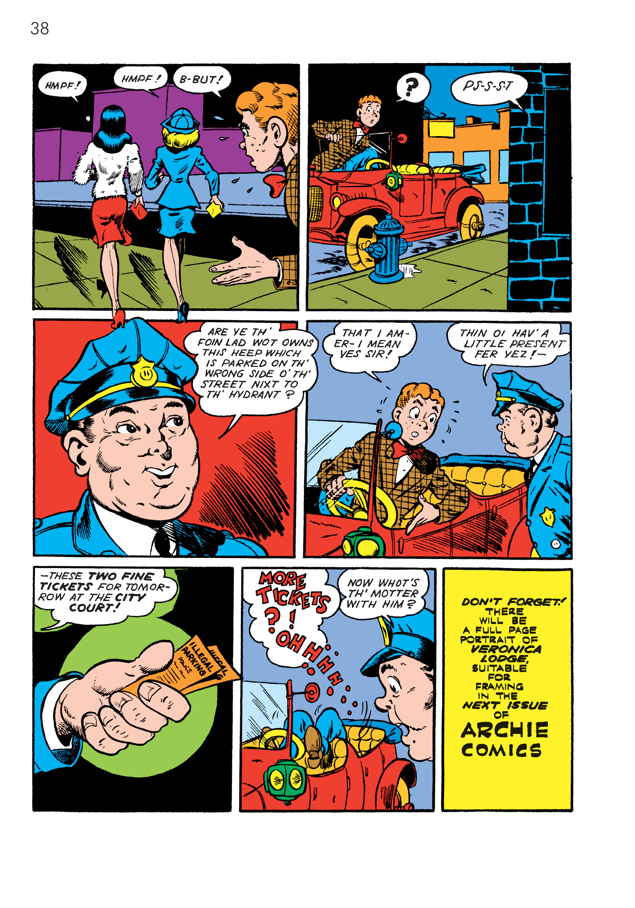 Read online The Best of Archie Comics comic -  Issue # TPB 4 (Part 1) - 39