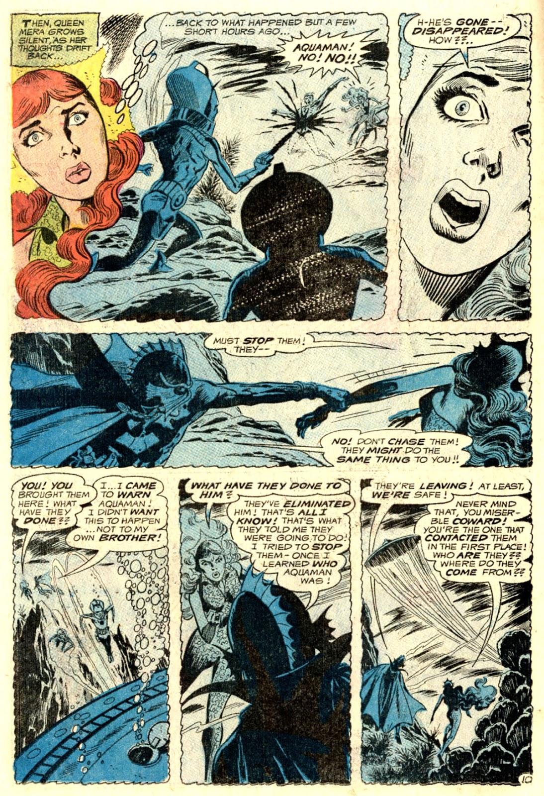 Aquaman (1962) Issue #51 #51 - English 14