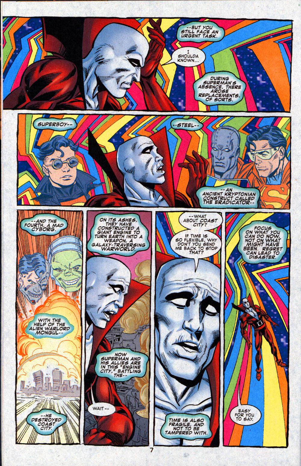 Read online Deadman: Dead Again comic -  Issue #4 - 8