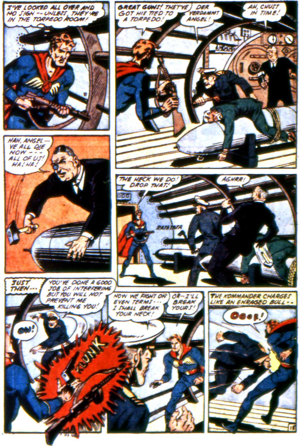Sub-Mariner Comics Issue #11 #11 - English 56