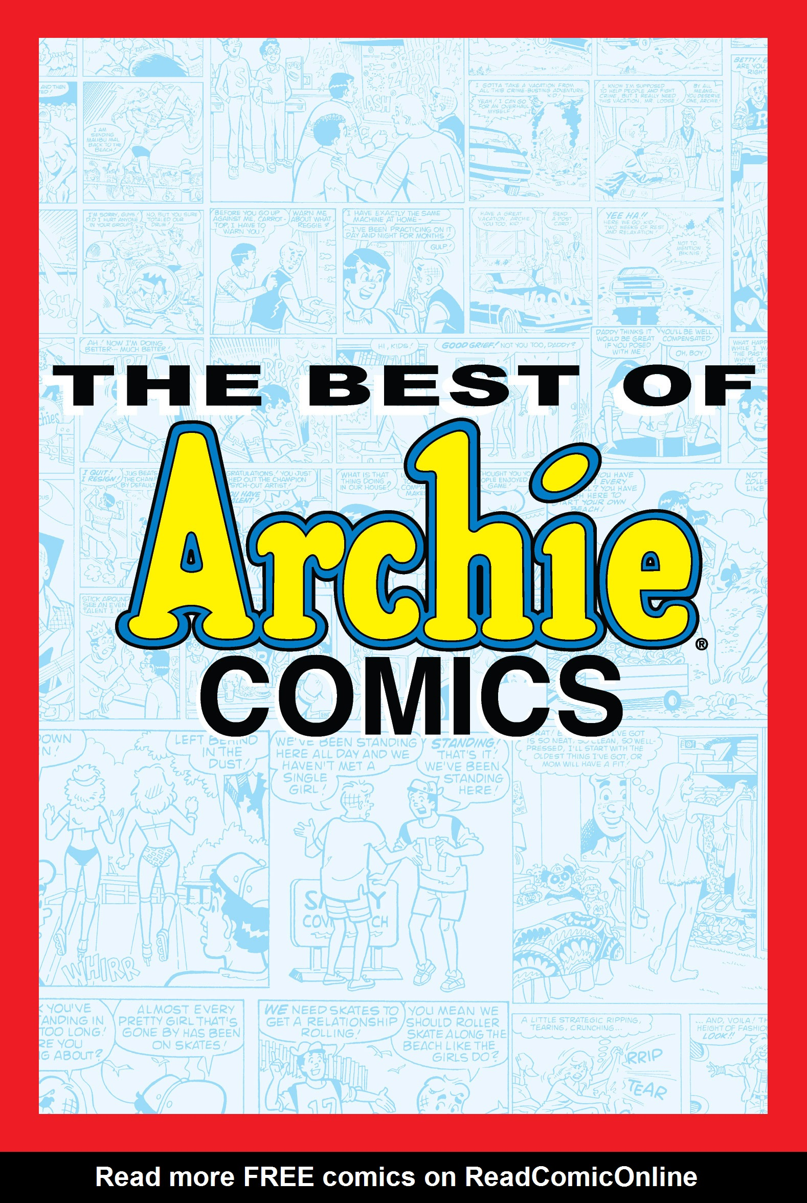Read online The Best of Archie Comics comic -  Issue # TPB 1 (Part 1) - 3