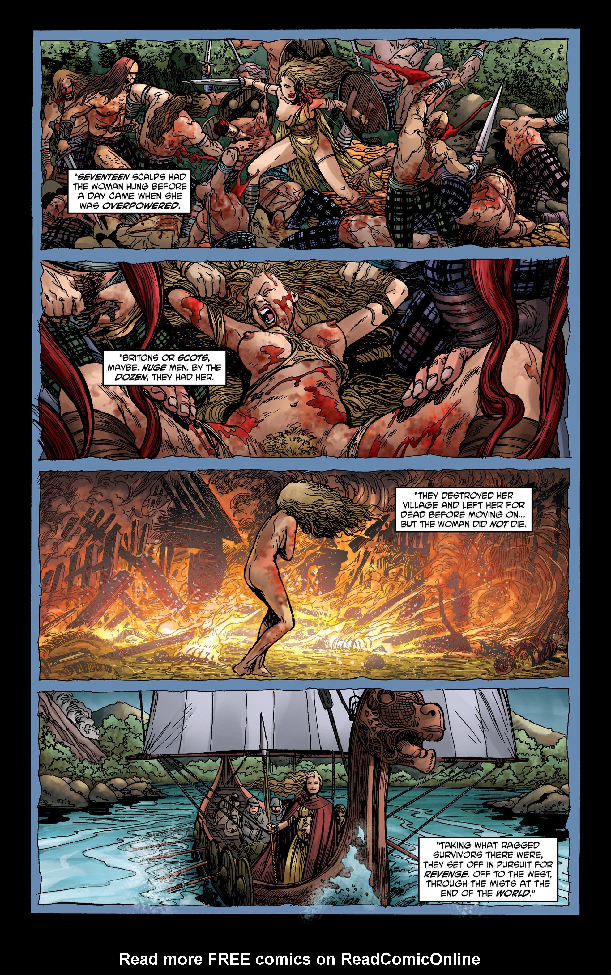 Read online Belladonna comic -  Issue #0 - 13