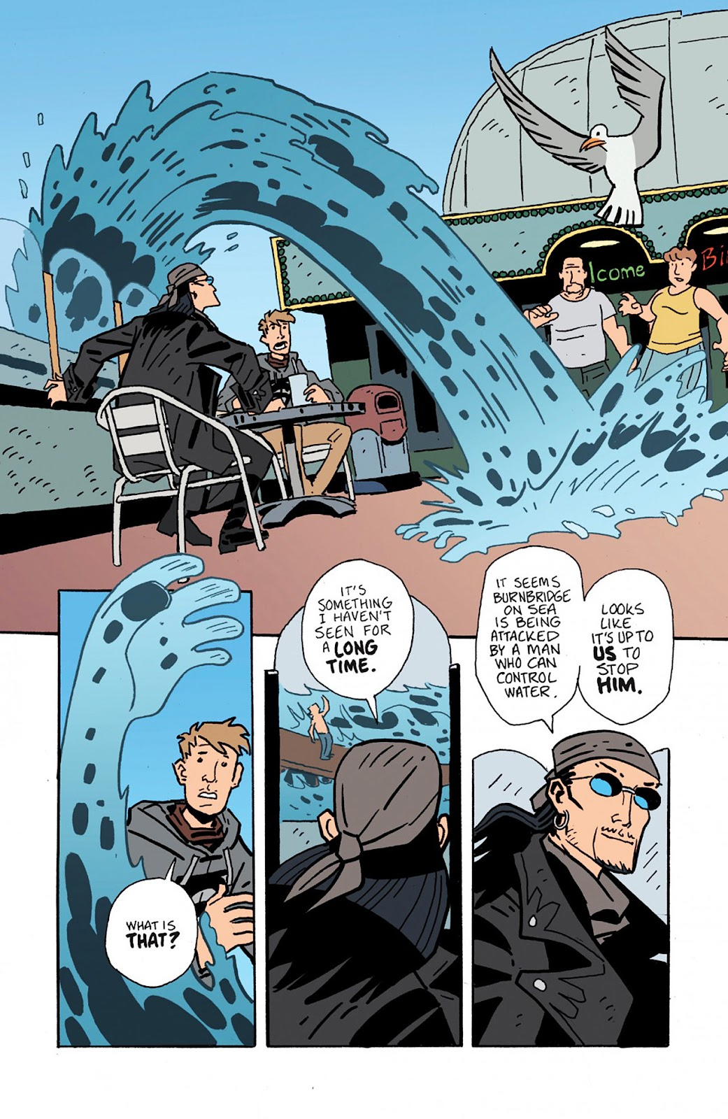 Mudman Issue #4 #4 - English 15