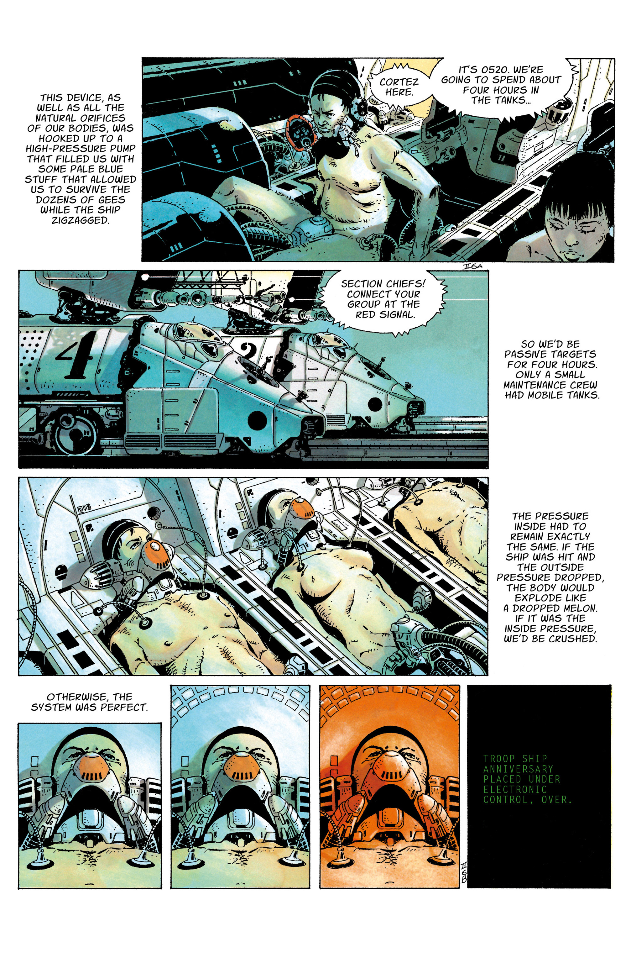 The Forever War (2017) #3 #4 - English 10