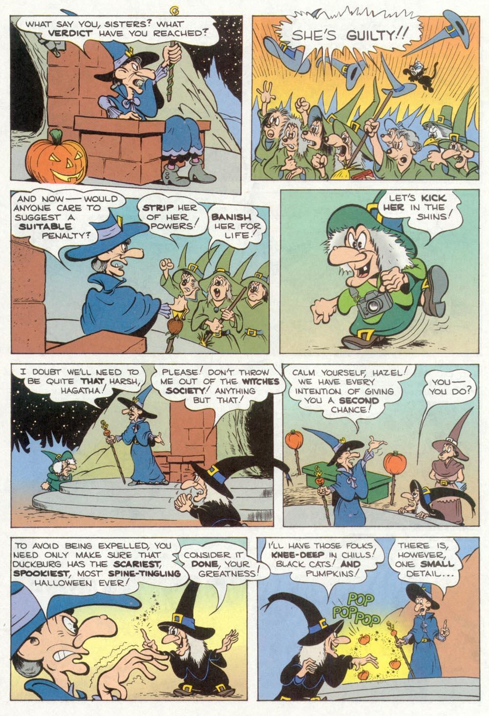 Walt Disney's Donald Duck Adventures (1987) Issue #35 #35 - English 7