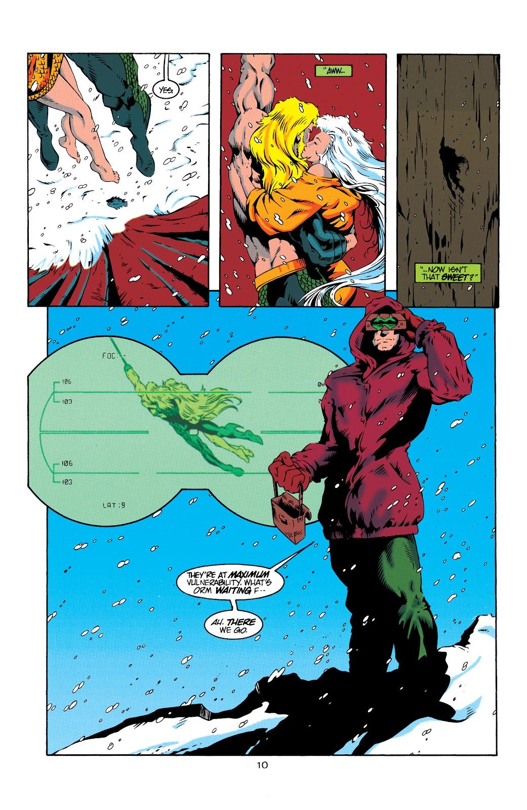 Aquaman (1994) Issue #19 #25 - English 10