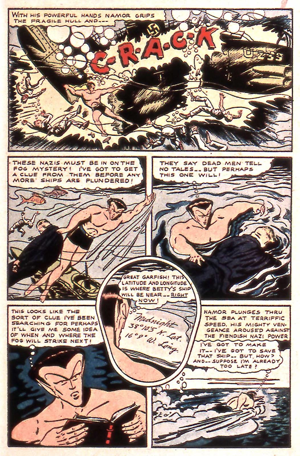 Sub-Mariner Comics Issue #14 #14 - English 7