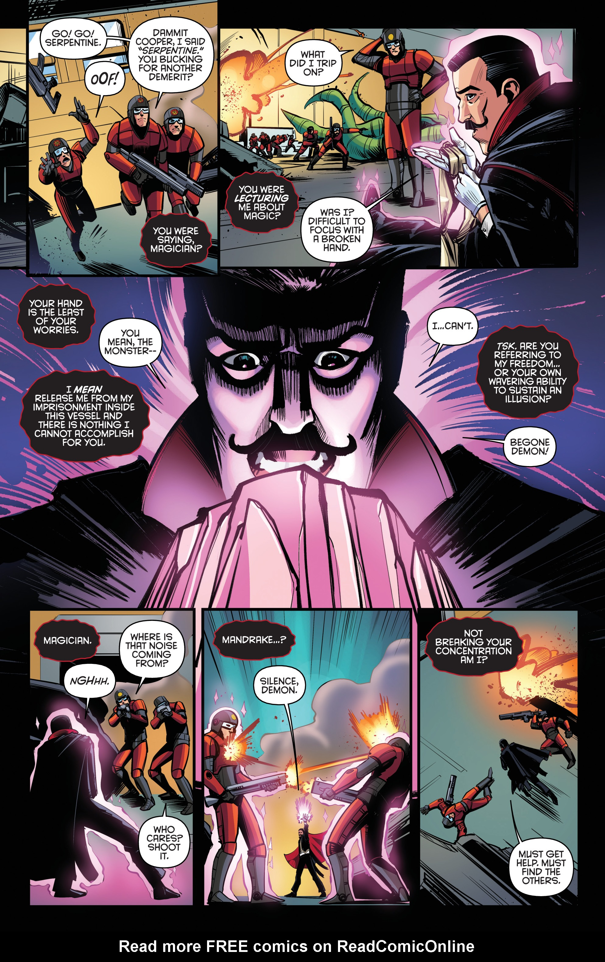 Read online Kings Quest comic -  Issue #5 - 10