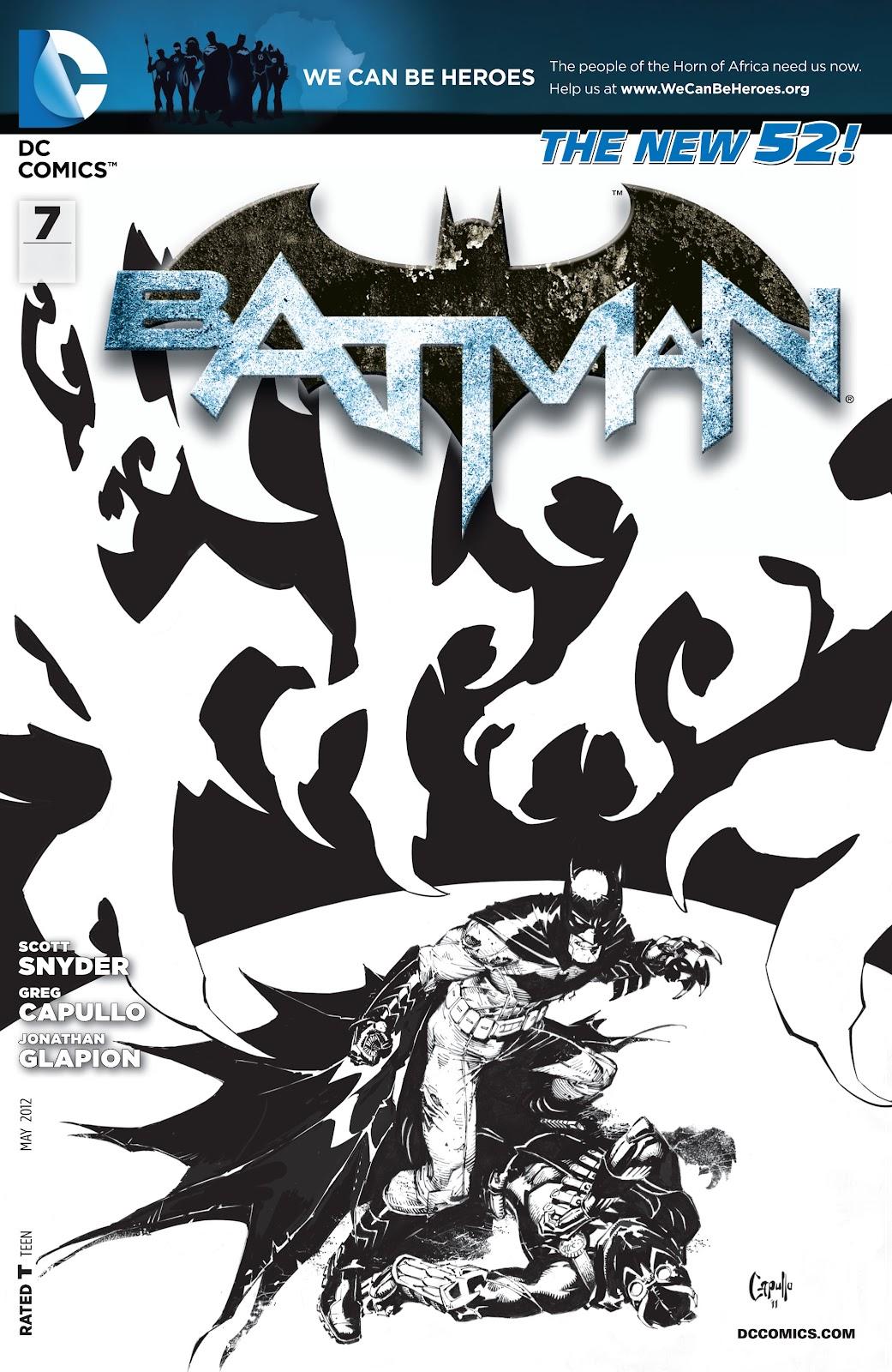 Batman (2011) Issue #7 #22 - English 3