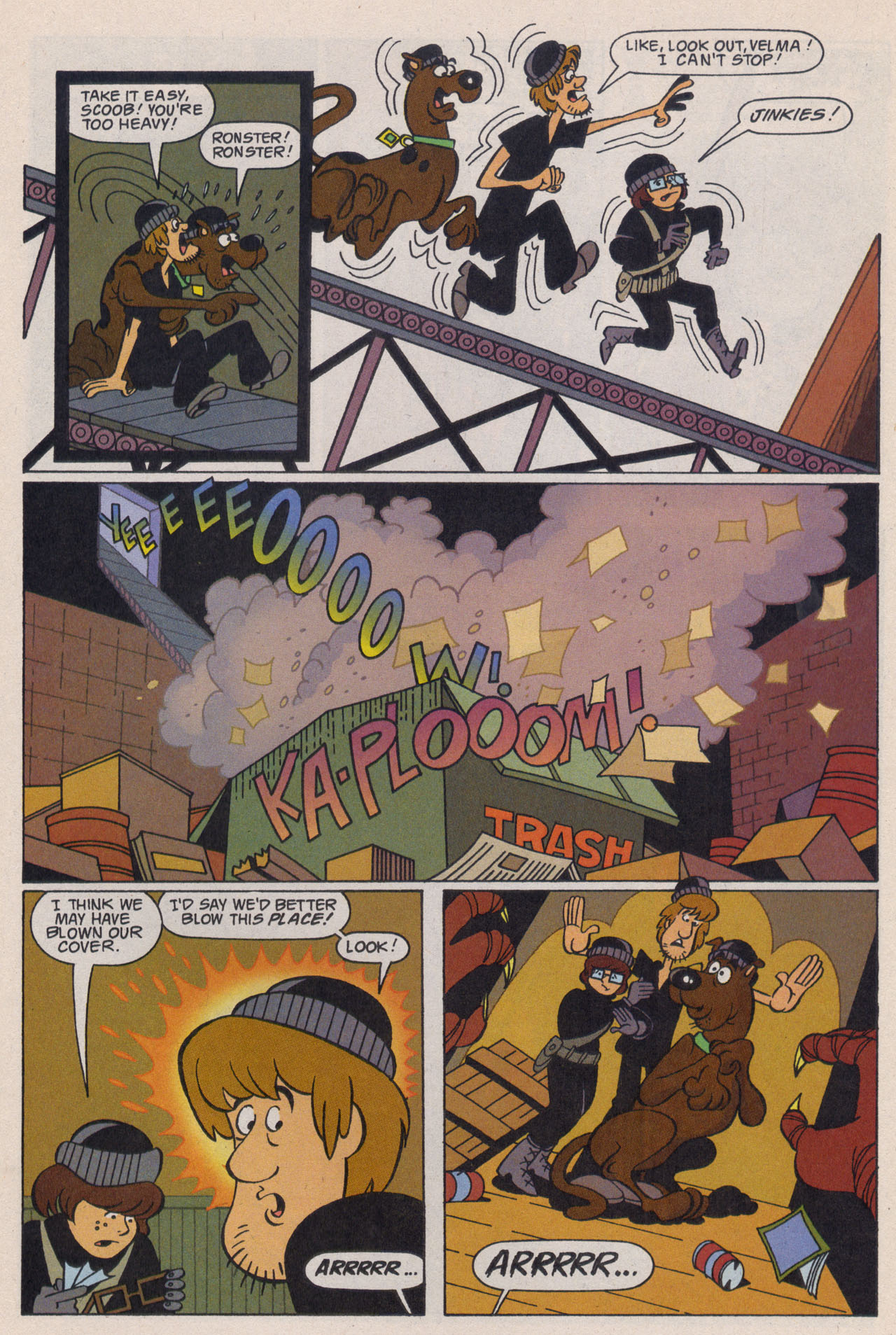 Read online Scooby-Doo (1997) comic -  Issue #9 - 28