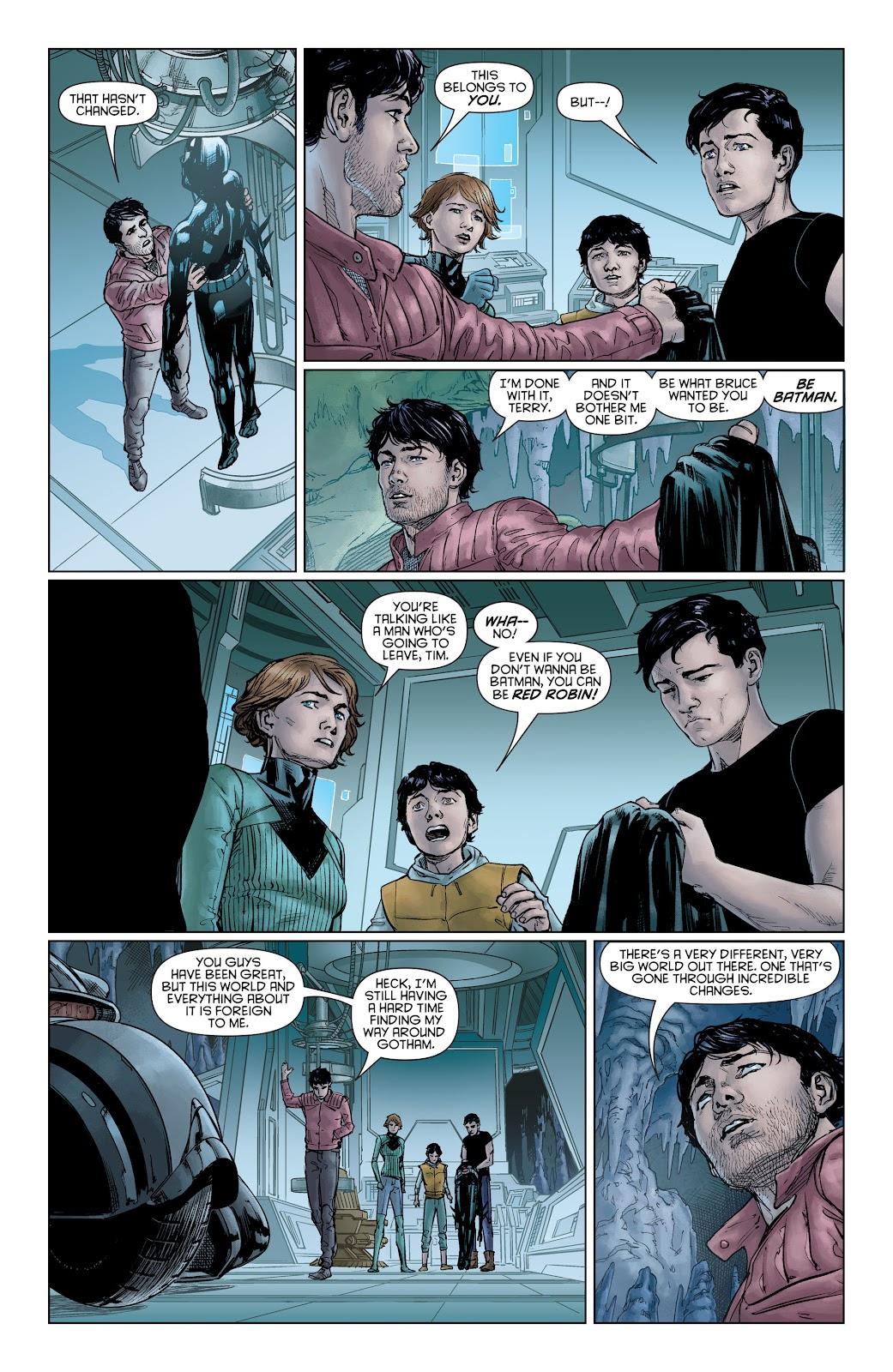 Batman Beyond (2015) Issue #16 #16 - English 18