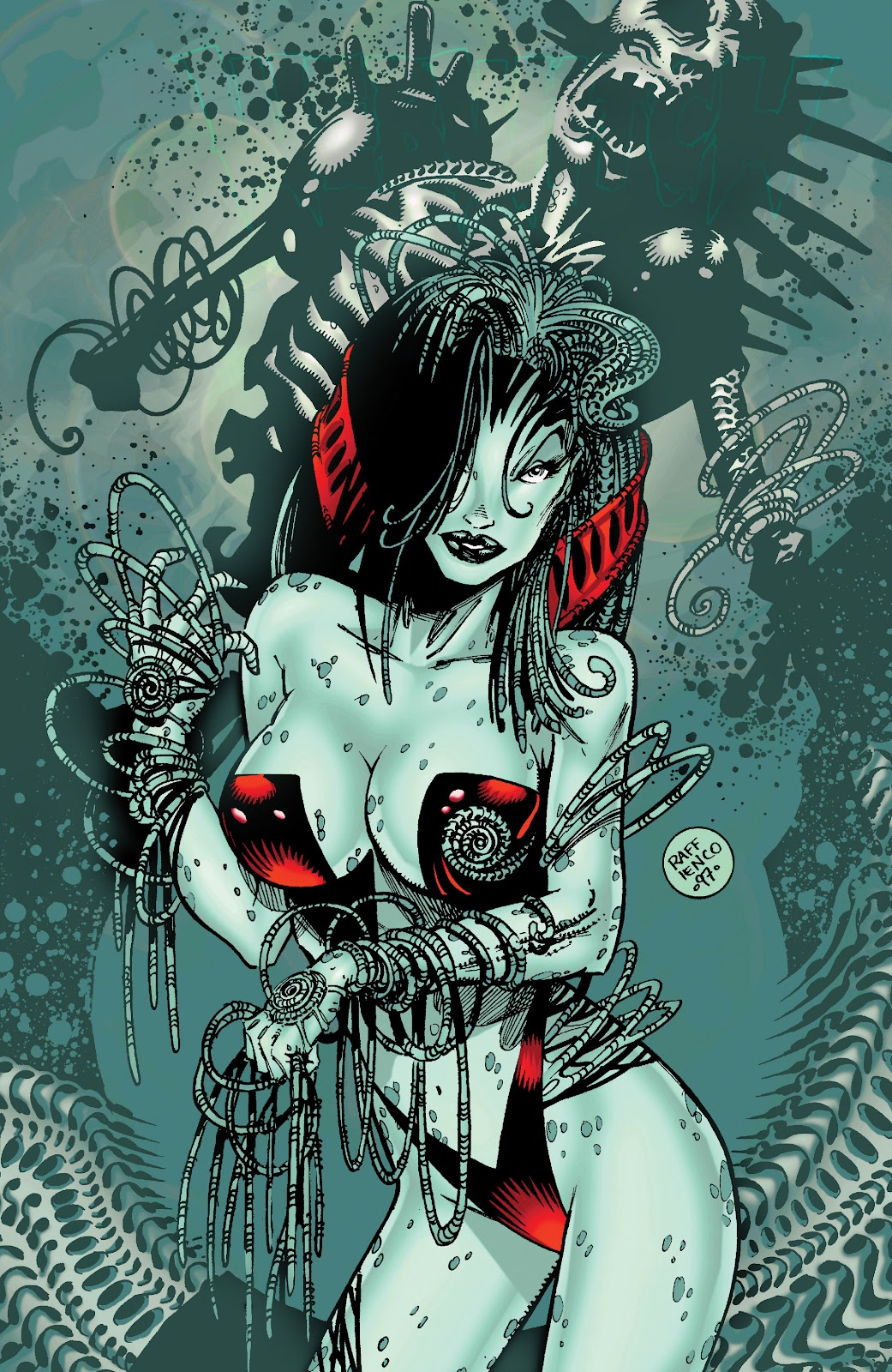 Webwitch (2015) Issue #3 #3 - English 42