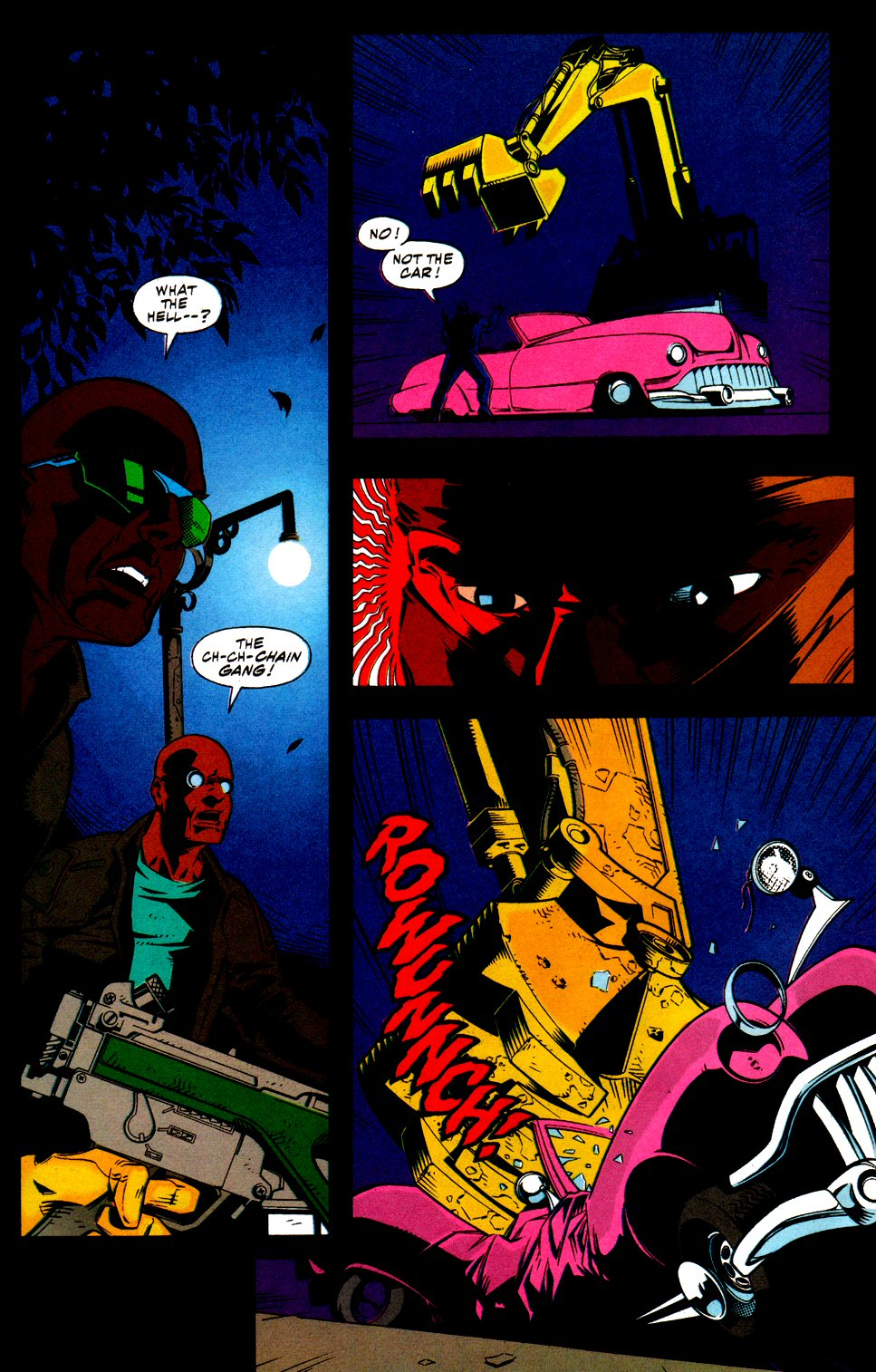 Chain Gang War 2 Page 16