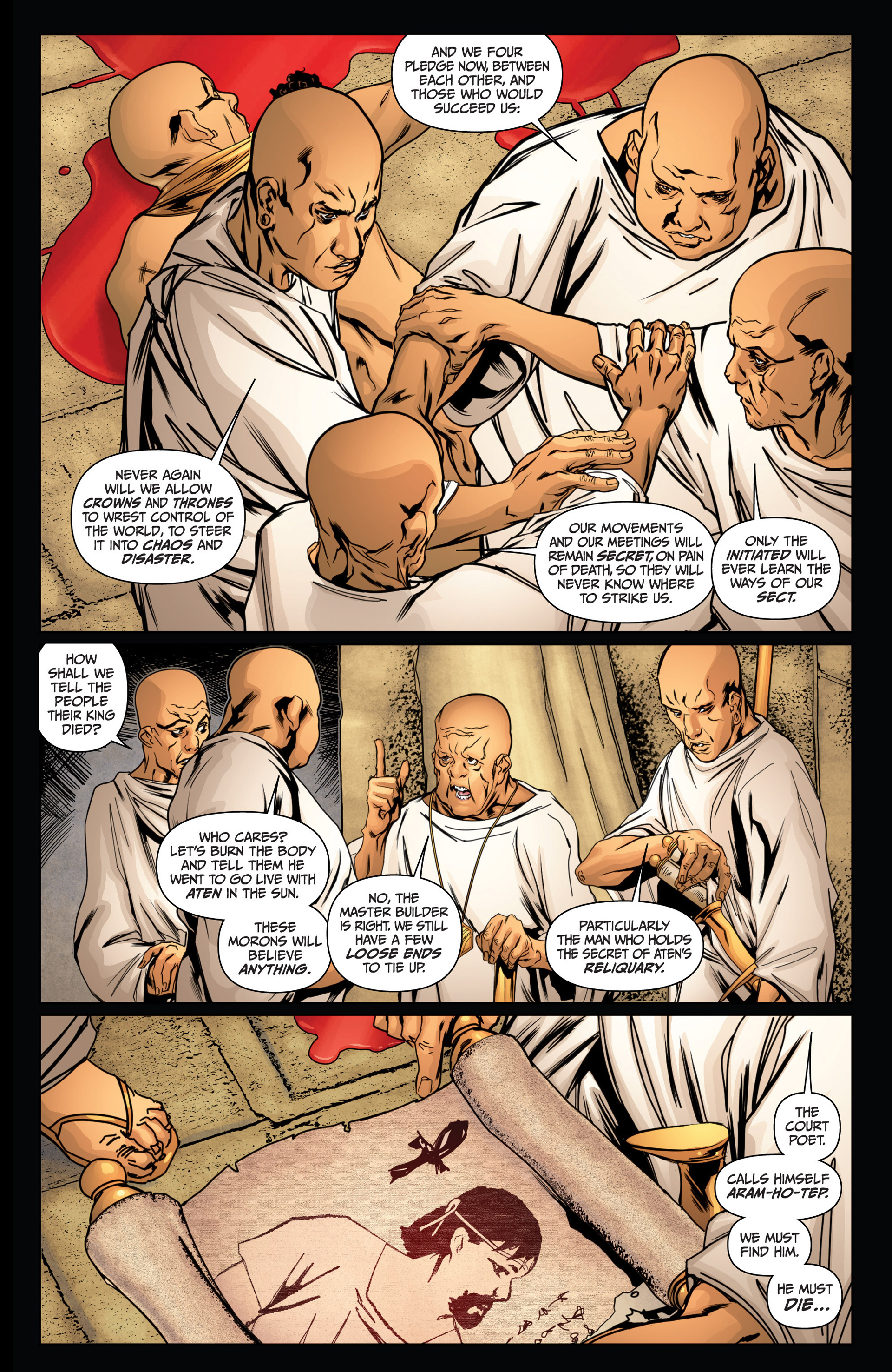 Archer and Armstrong 14 Page 8