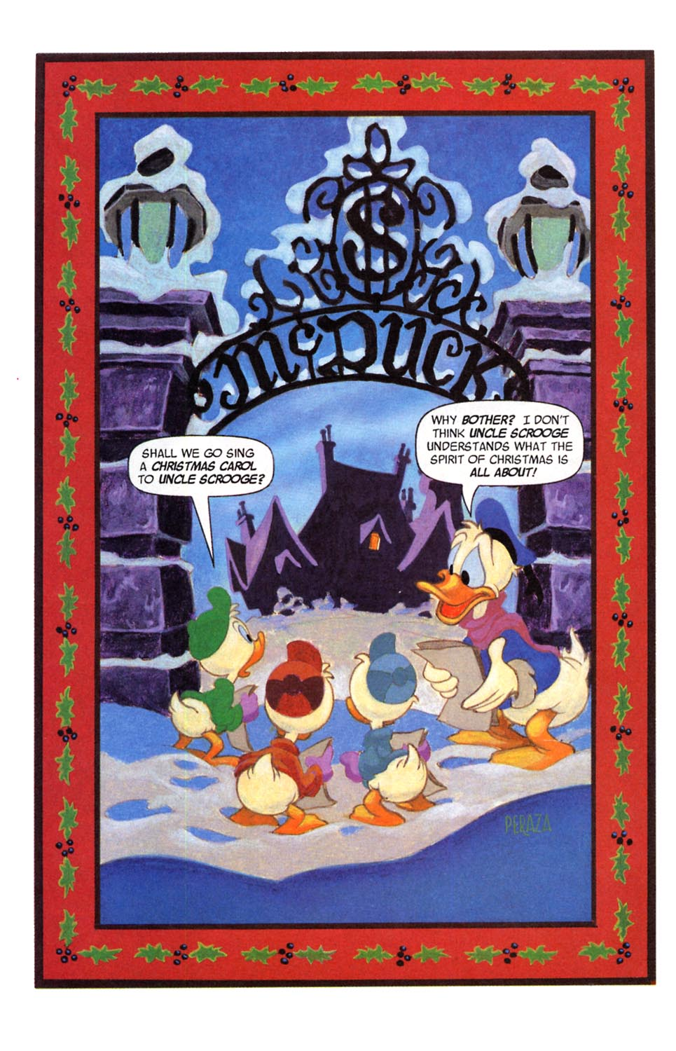 Uncle Scrooge (1953) Issue #251 #251 - English 27