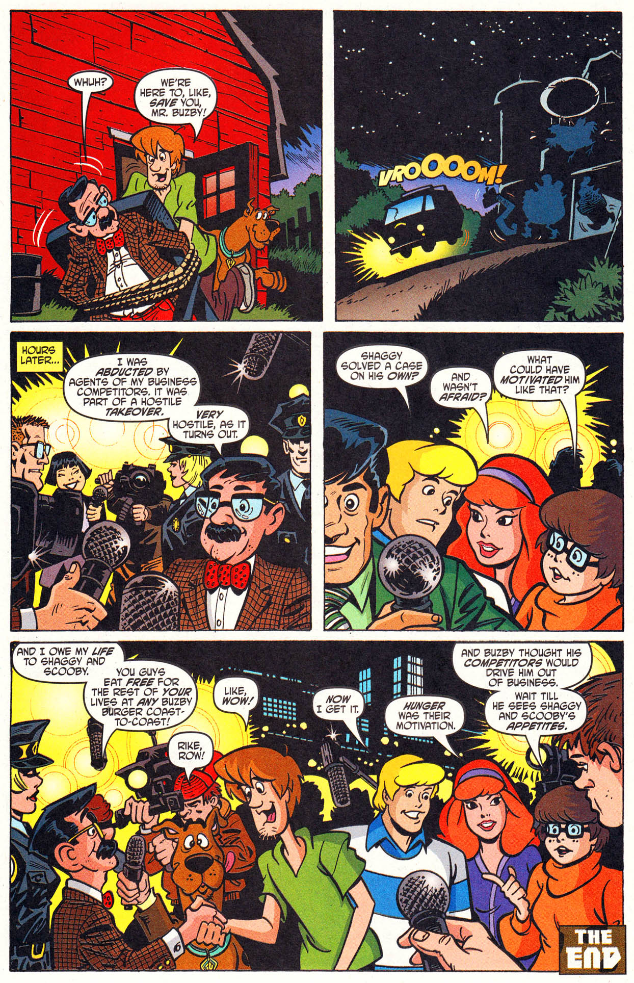 Read online Scooby-Doo (1997) comic -  Issue #111 - 28