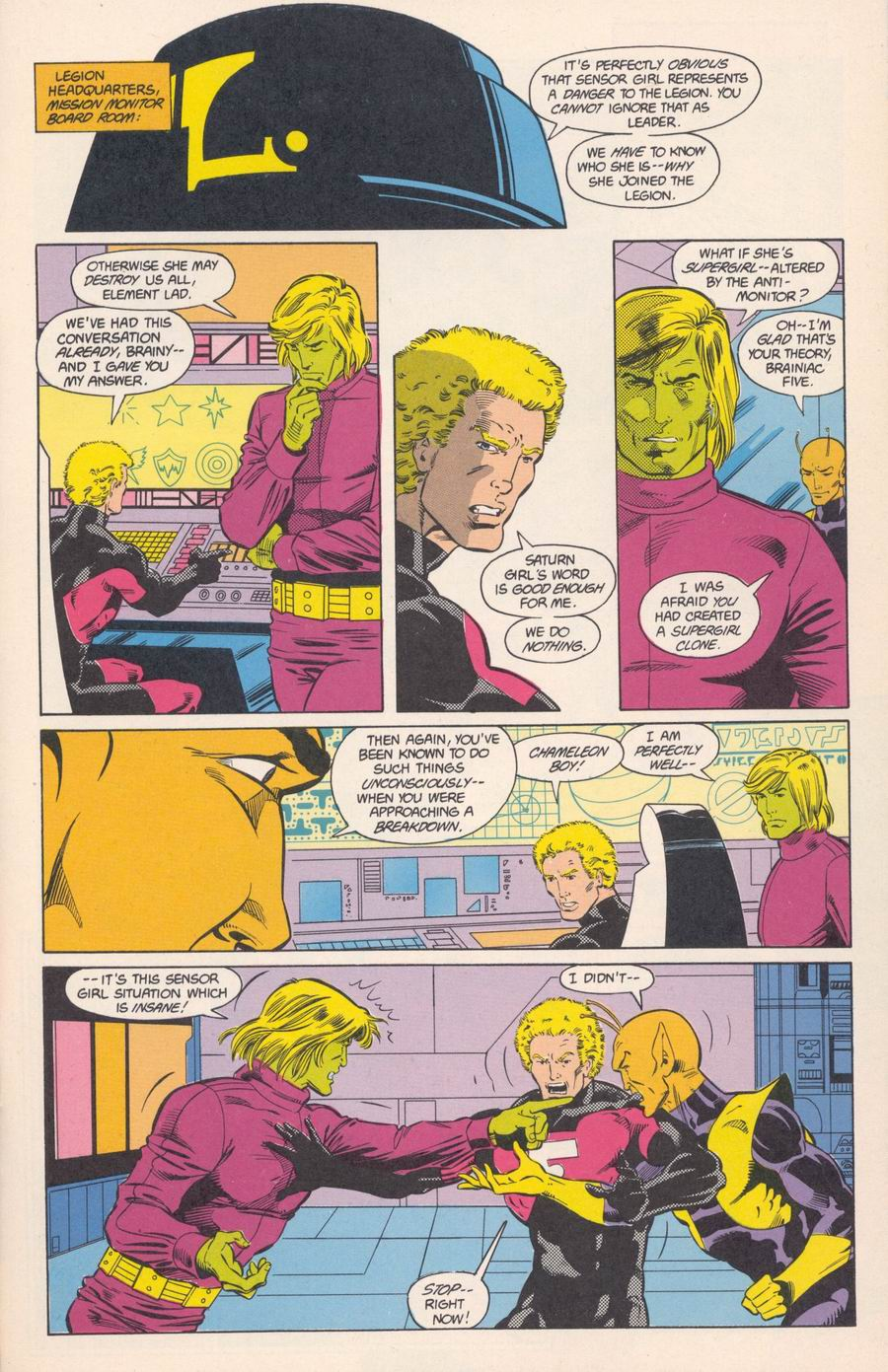 Tales of the Legion Issue #349 #36 - English 8