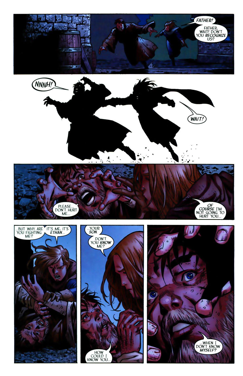 Read online Scion comic -  Issue #38 - 17