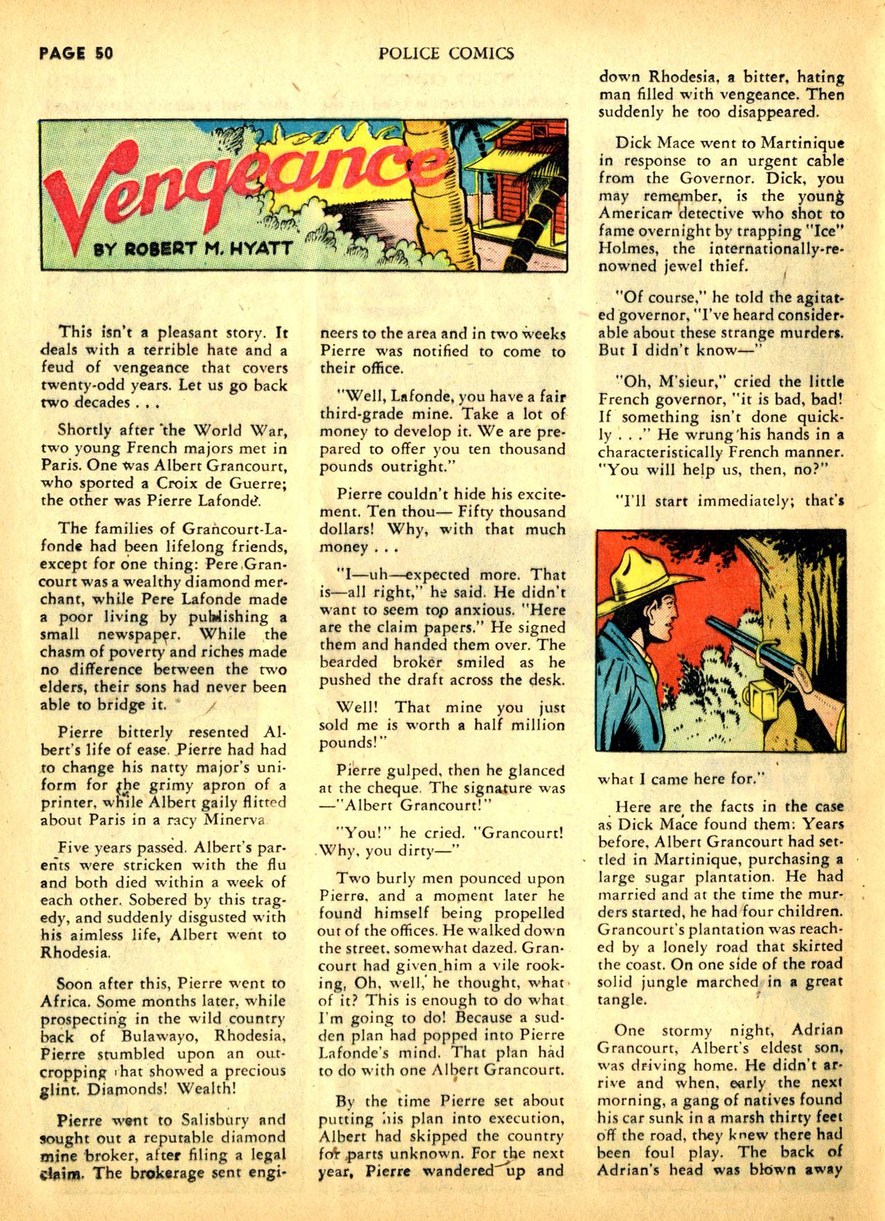 Police Comics #1 #127 - English 53