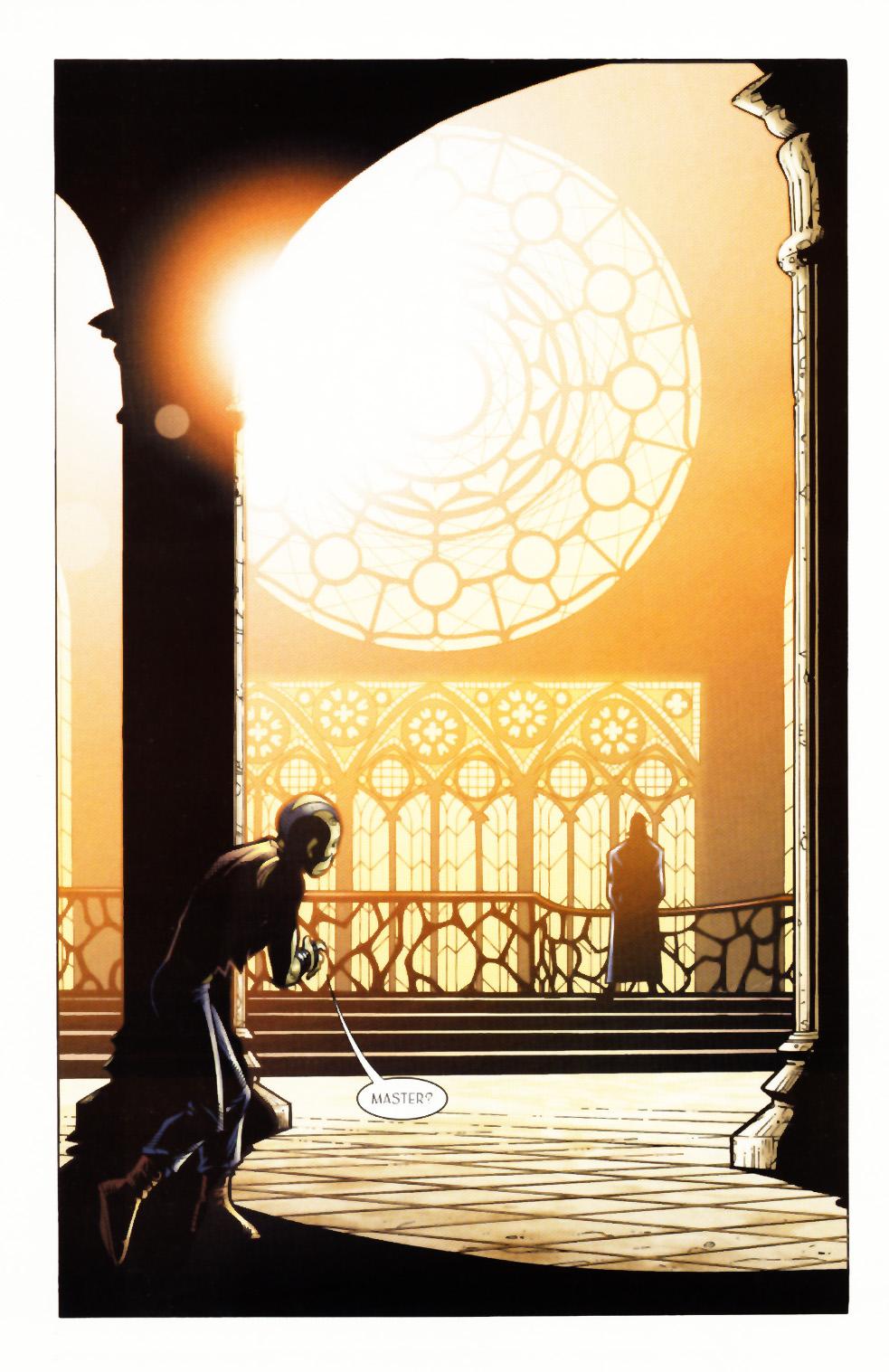 Read online Scion comic -  Issue #3 - 4