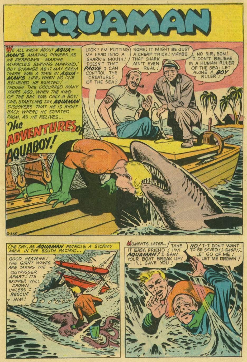 Aquaman (1962) Issue #47 #47 - English 23