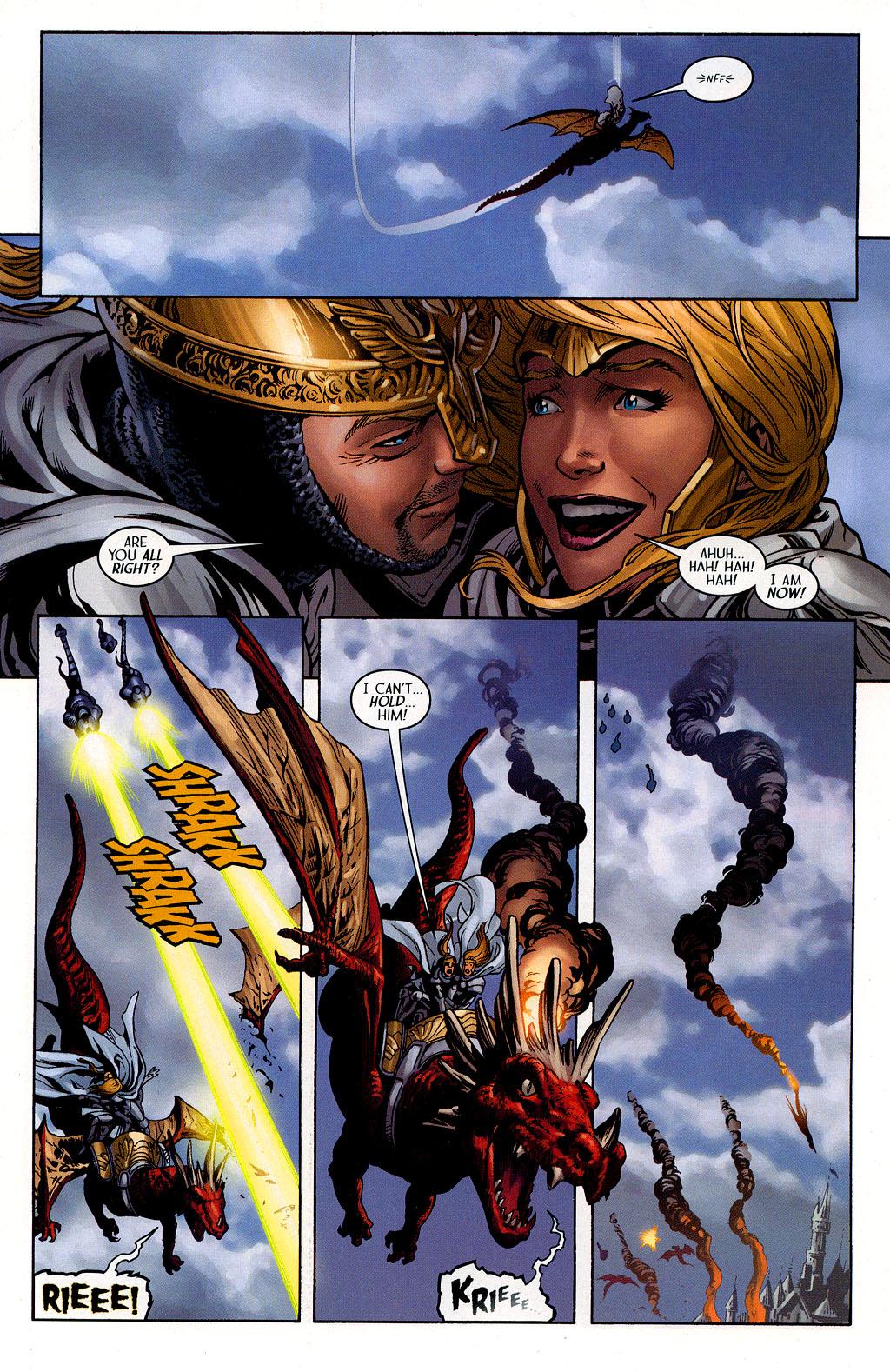 Read online Scion comic -  Issue #41 - 11