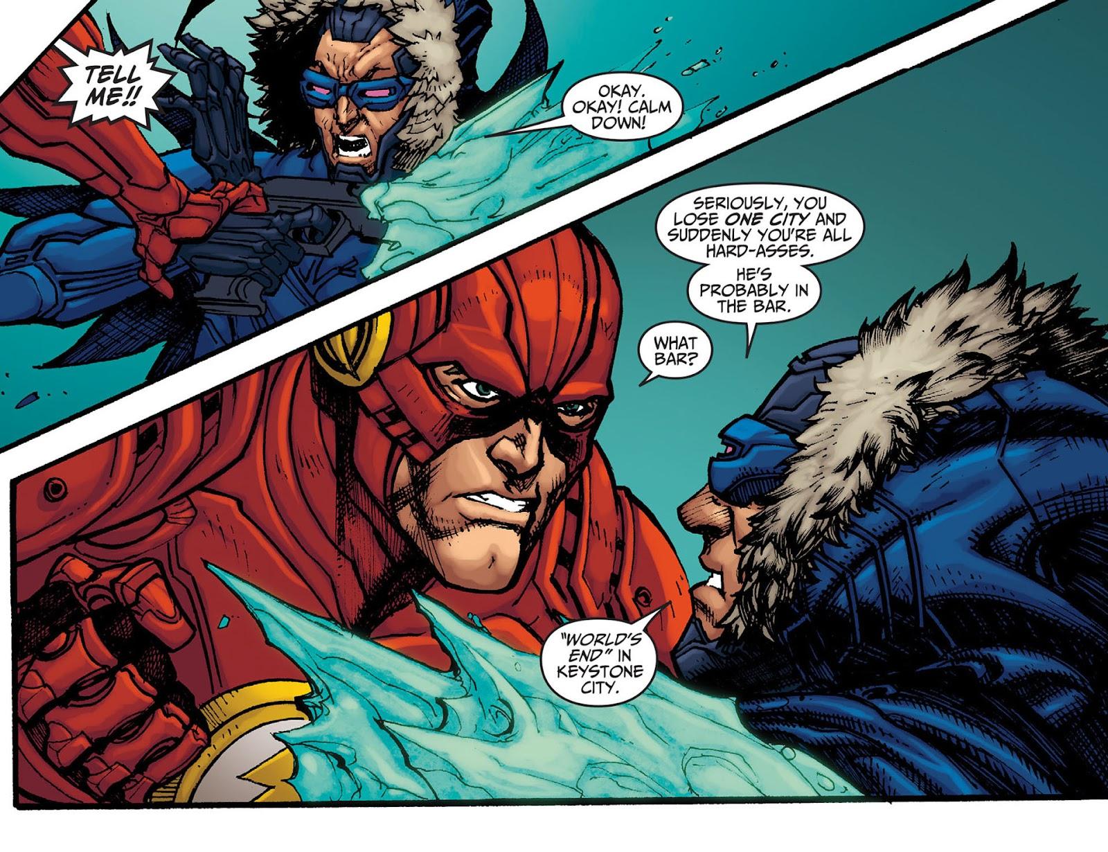 Injustice: Gods Among Us [I] Issue #8 #9 - English 9