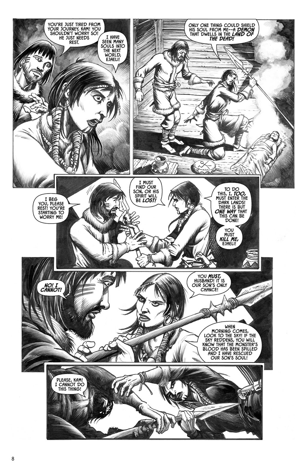 Creepy (2009) Issue #5 #5 - English 10