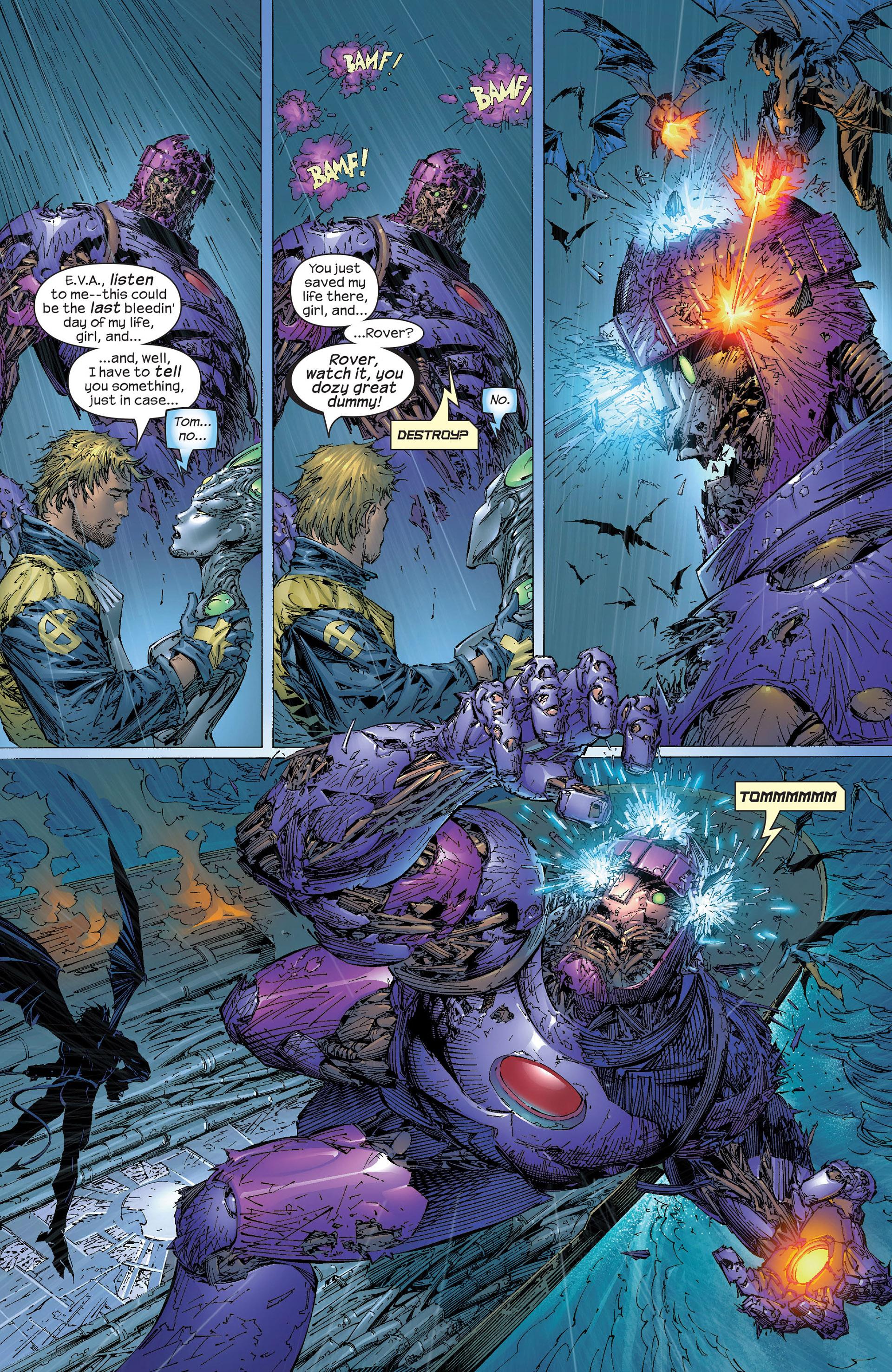 Read online New X-Men (2001) comic -  Issue #153 - 16