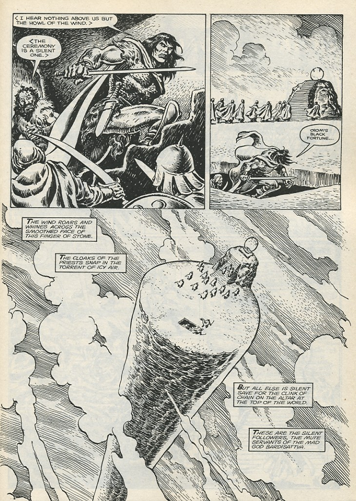 The Savage Sword Of Conan Issue #178 #179 - English 35