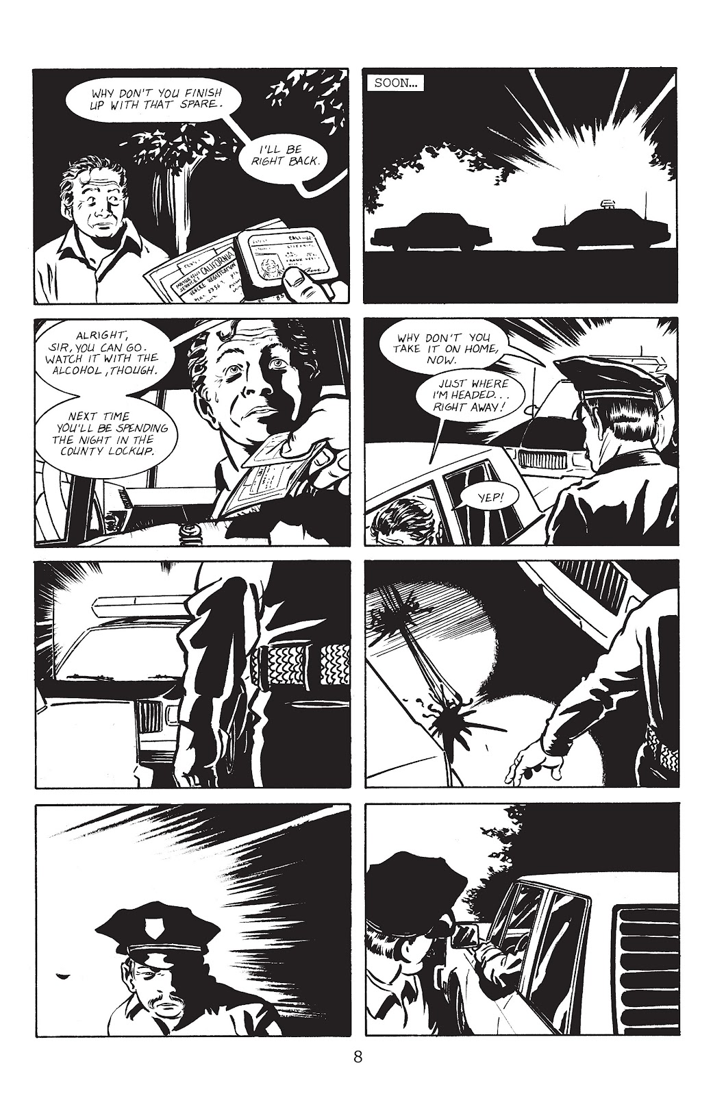Stray Bullets Issue #1 #1 - English 11
