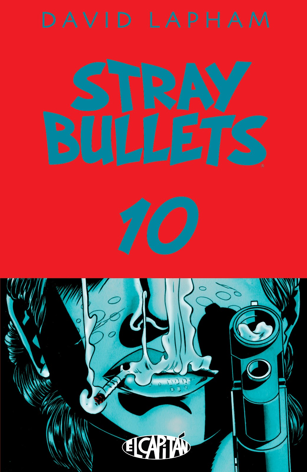 Stray Bullets Issue #10 #10 - English 1