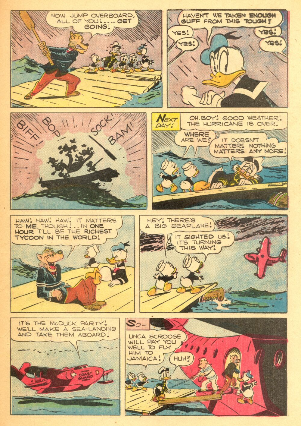 Uncle Scrooge (1953) Issue #3 #3 - English 23